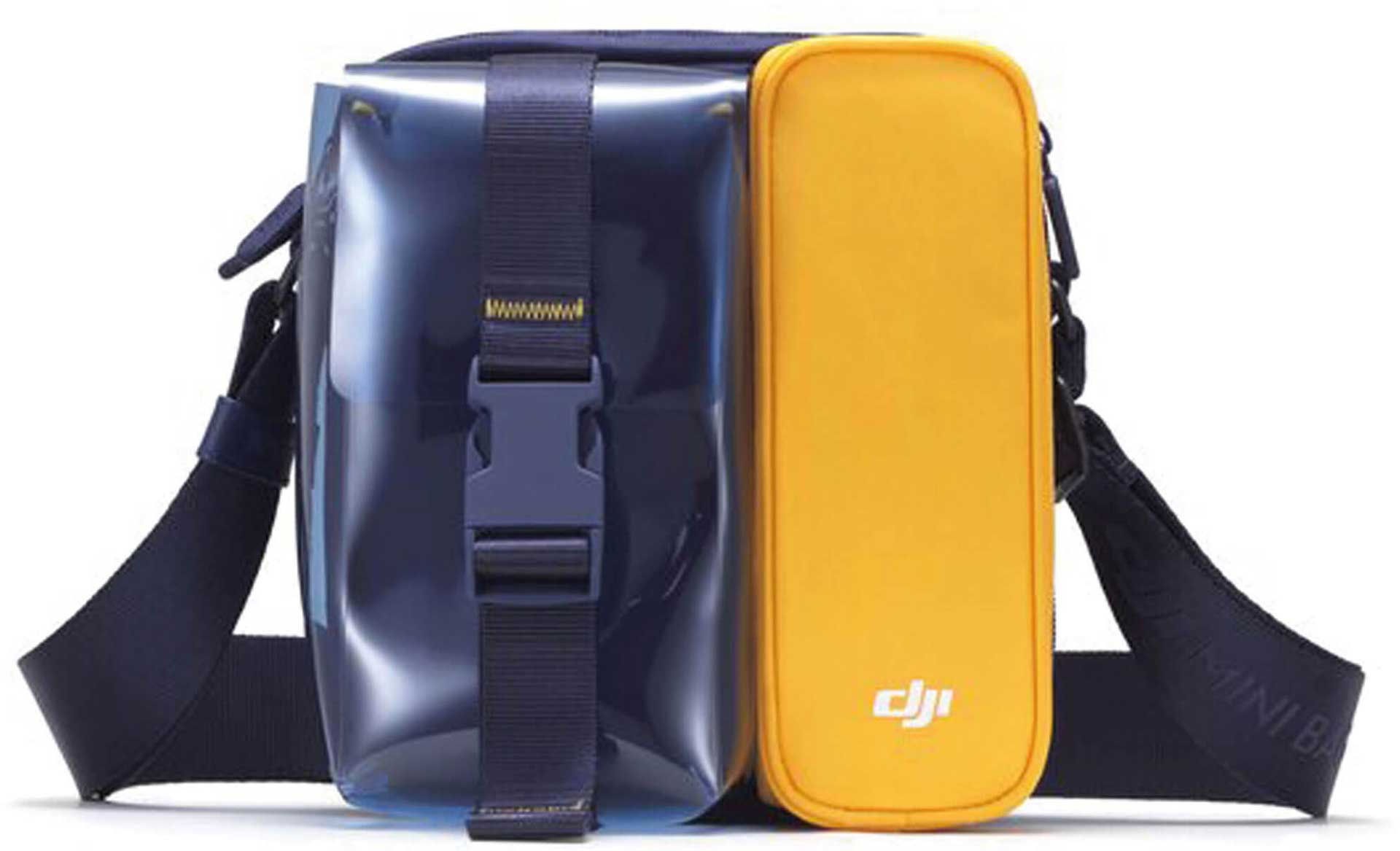 DJI Mini Shoulder Bag (Blue+Yellow)