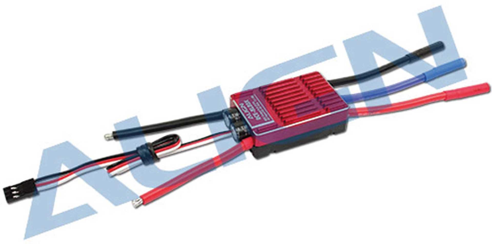 ALIGN BRUSHLESS ESC RCE-BL80X 80A T-REX 500X