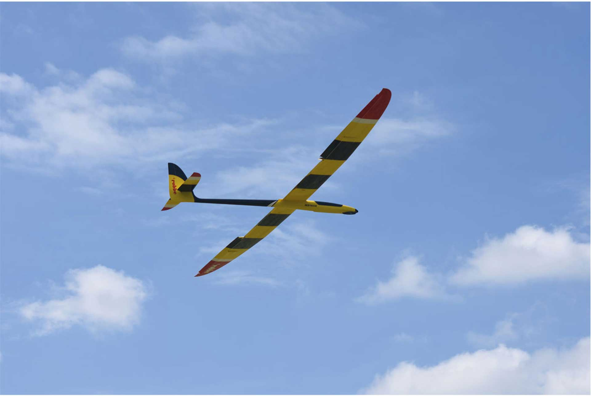 Robbe Modellsport SCIROCCO 4,0 M PNP FULL-GRP HIGH PERFORM ANCE SAILPLANE