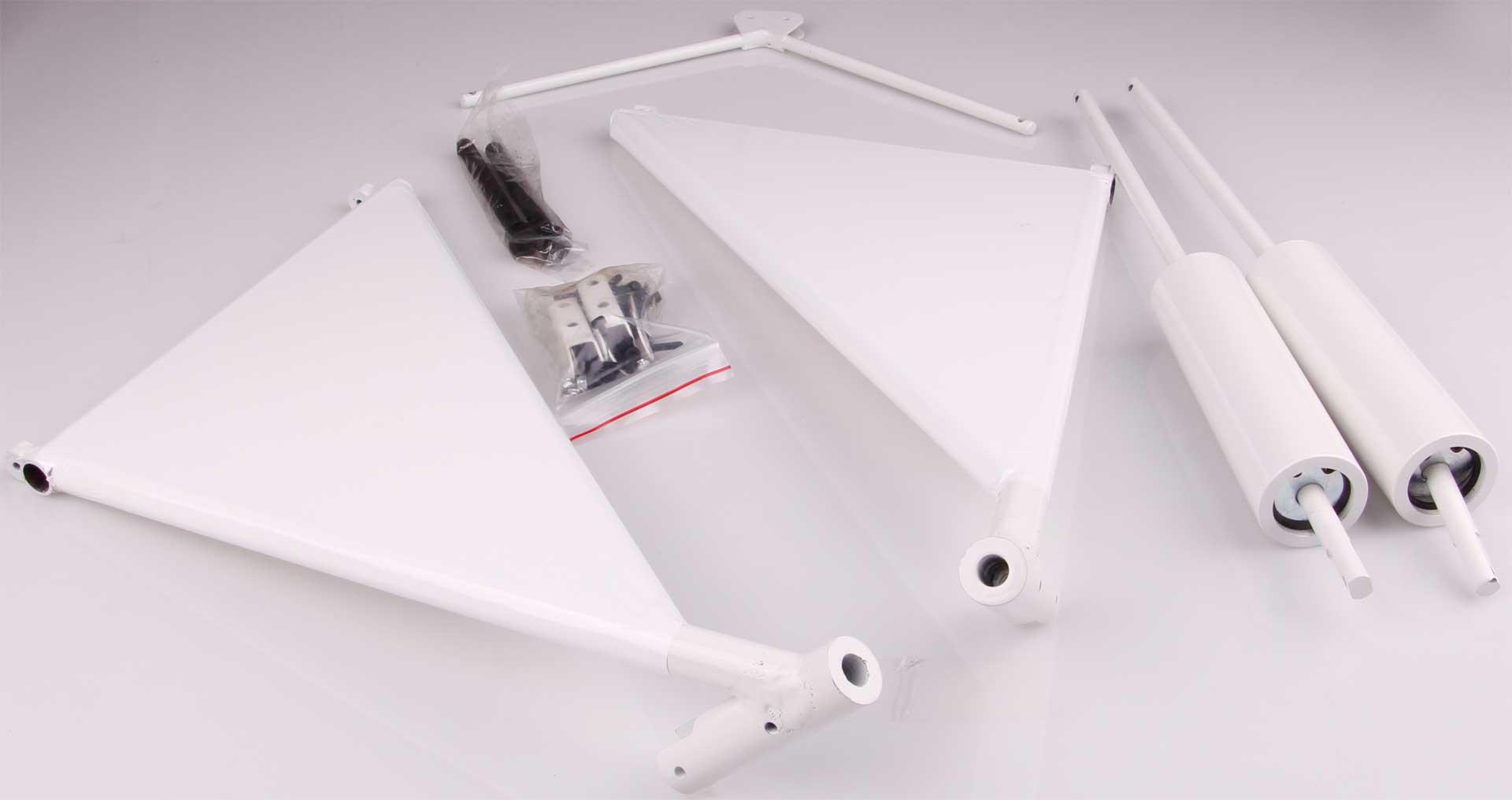 HANGAR 9 Landing Gear (Complete):Carbon Cub FX-3 100-200cc
