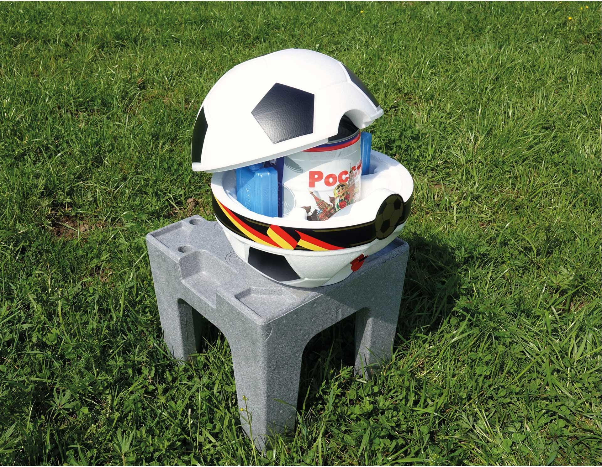 MODELLBAU LINDINGER Coolball Party Bierfass Kühler 5 Liter Bierzapfanlage