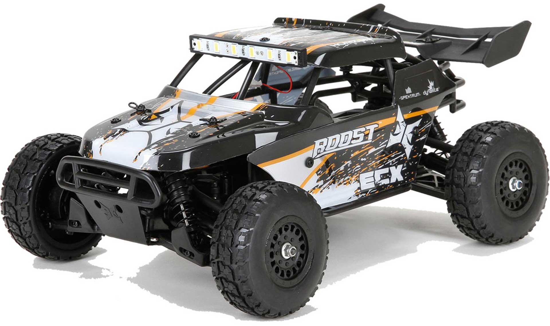 ECX ROOST 1/18 4WD DESERT BUGGY RTR SCHWARZ