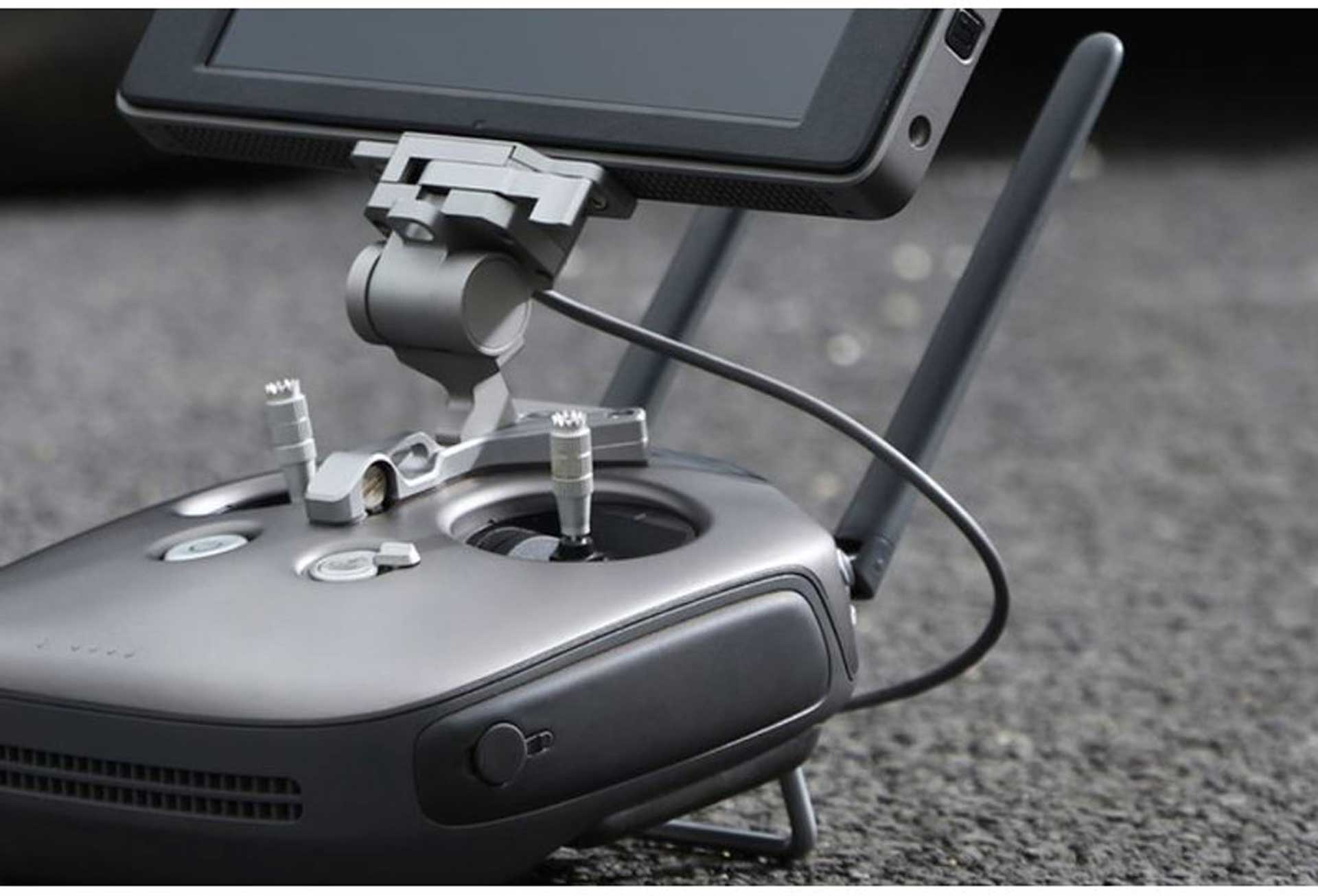 DJI CRYSTAL SKY MONITORHALTERUNG (PART3)