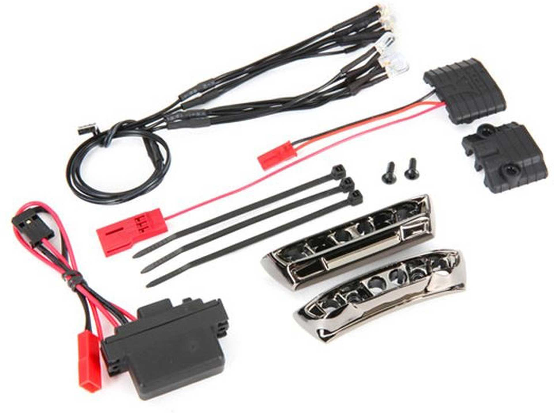 TRAXXAS LED LIGHT KIT COMPLETE E-REVO 1/16