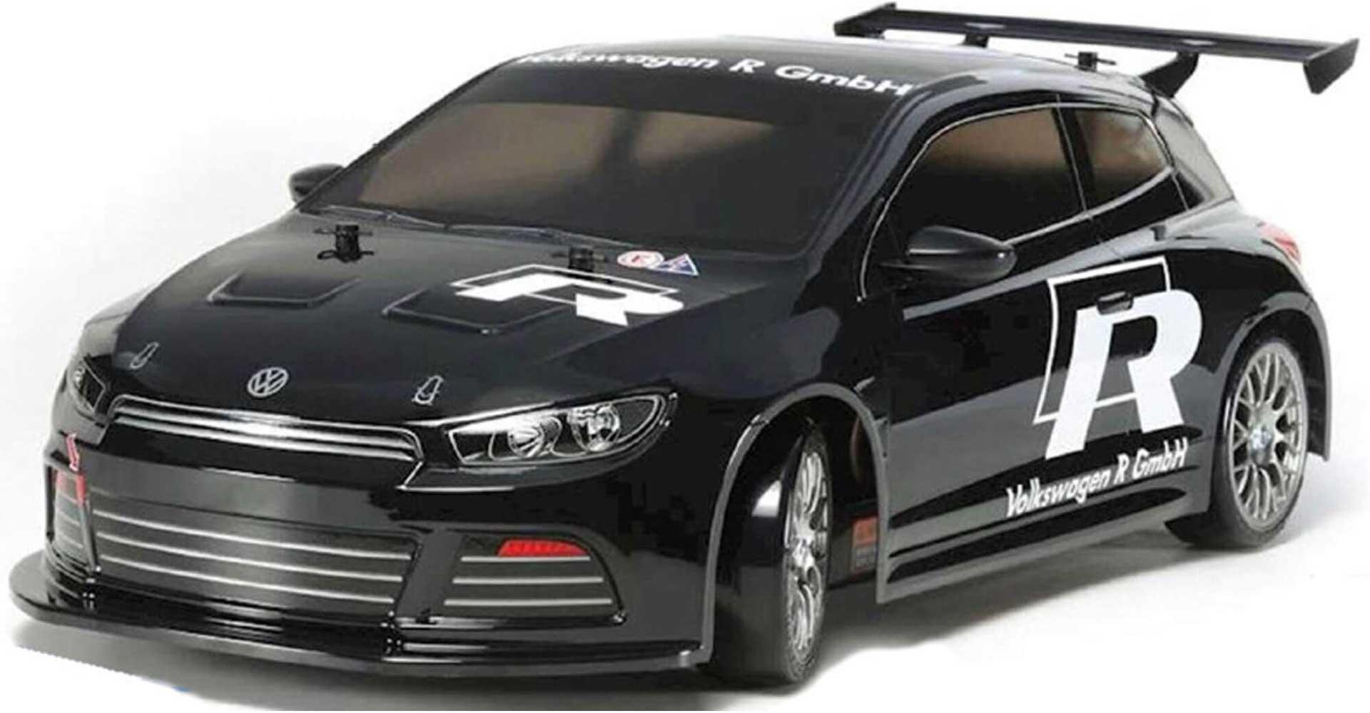 TAMIYA VW Scirocco GT24 R-Line TT-01E 1/10 EP