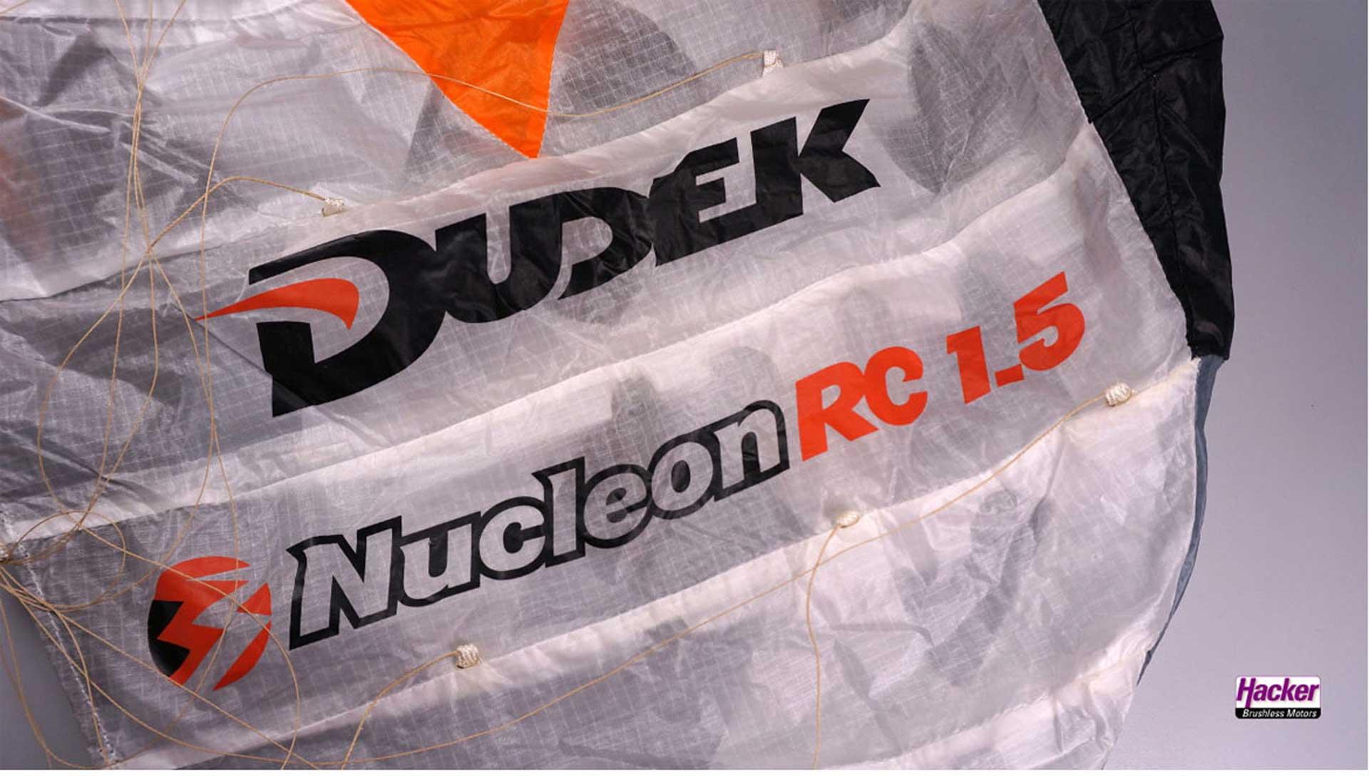 PARA-RC DUDEK NUCLEON 1.5 RC-GLEITSCHIRM