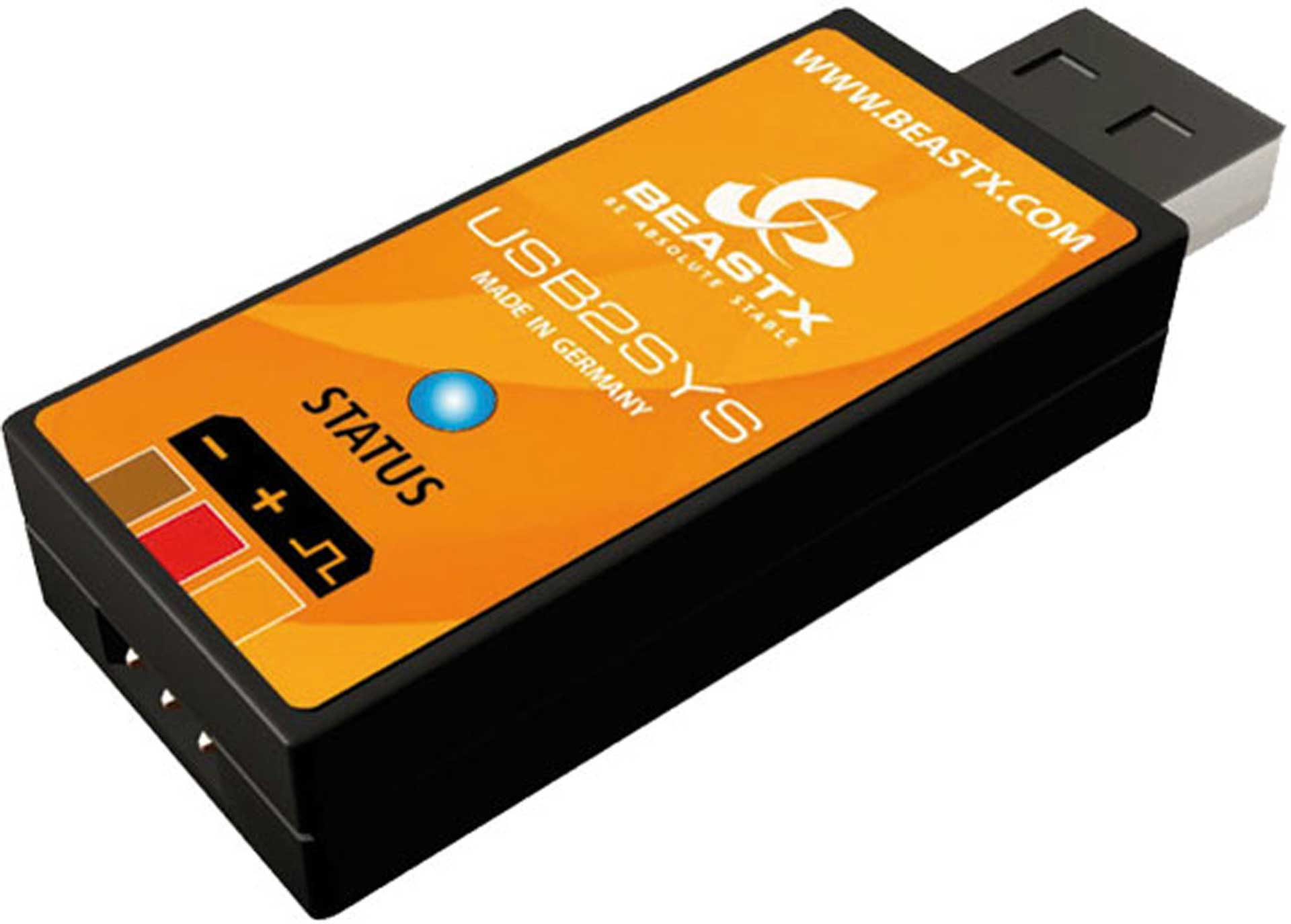 BEASTX USB INTERFACE MICROBEAST USB2SYS