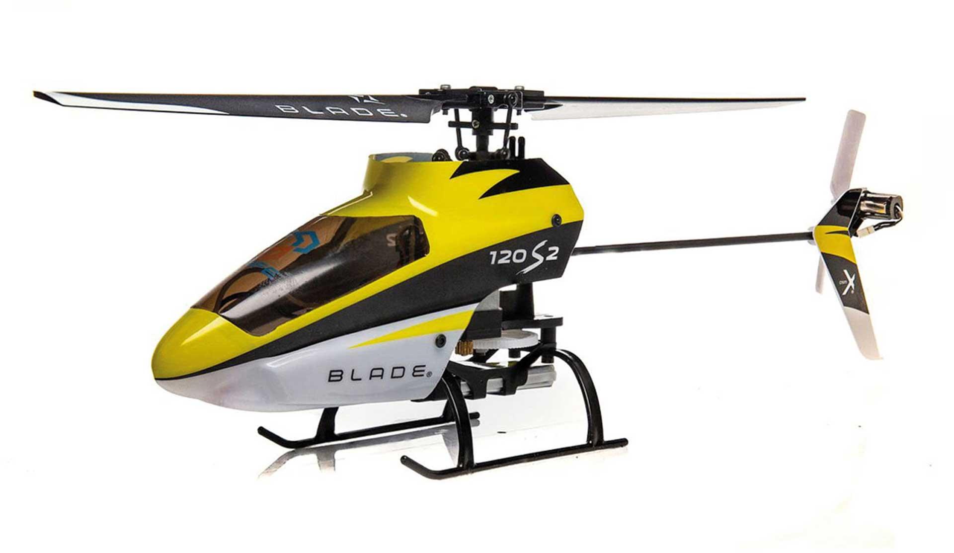 BLADE 120 S2 BNF Hubschrauber / Helikopter