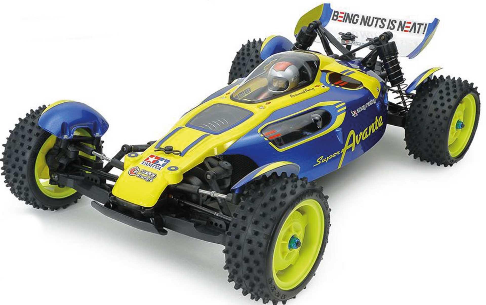 TAMIYA Super Avante TD4 1/10 4WD Bausatz