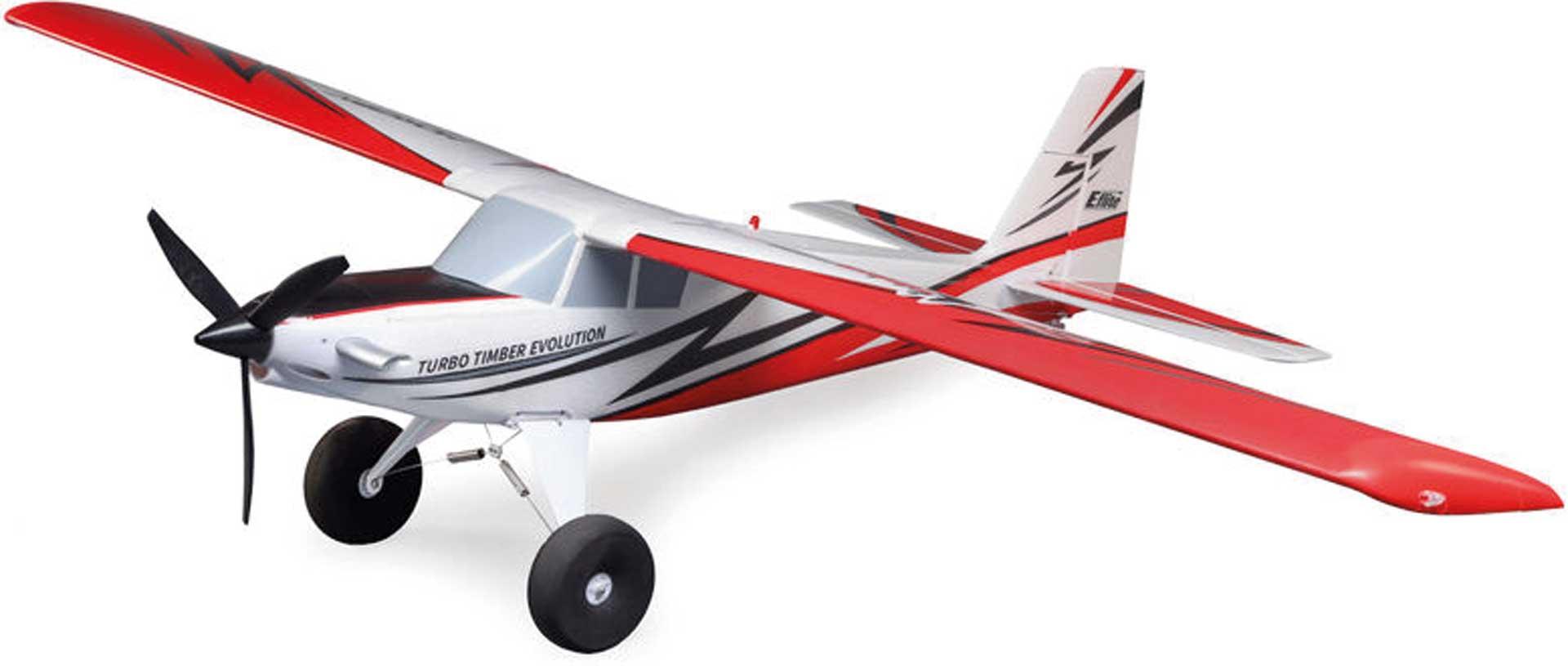 E-FLITE Turbo Timber Evolution 1.5m PNP