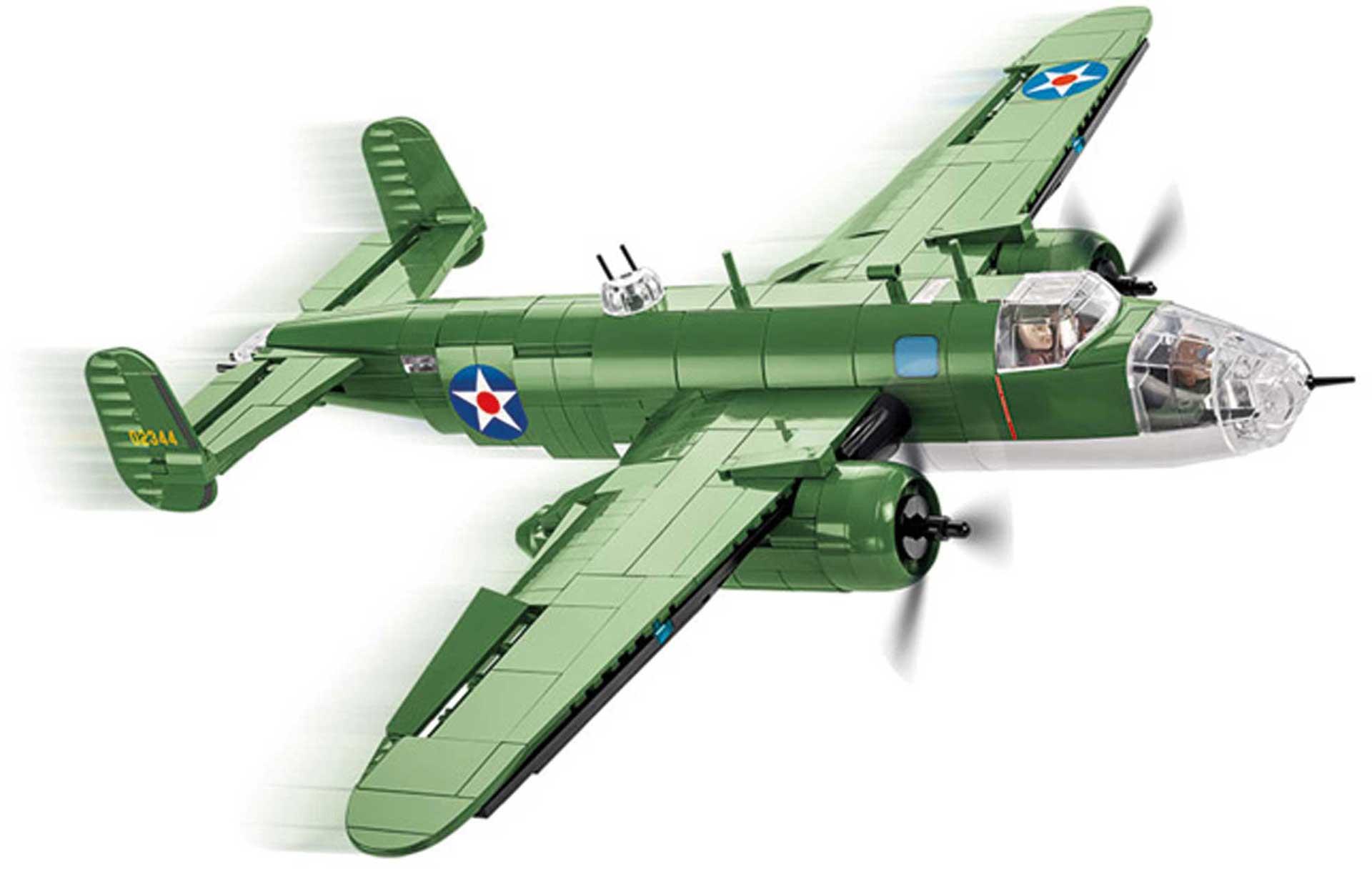COBI B-25B Mitchell (725 Teile) Klemmbausteine