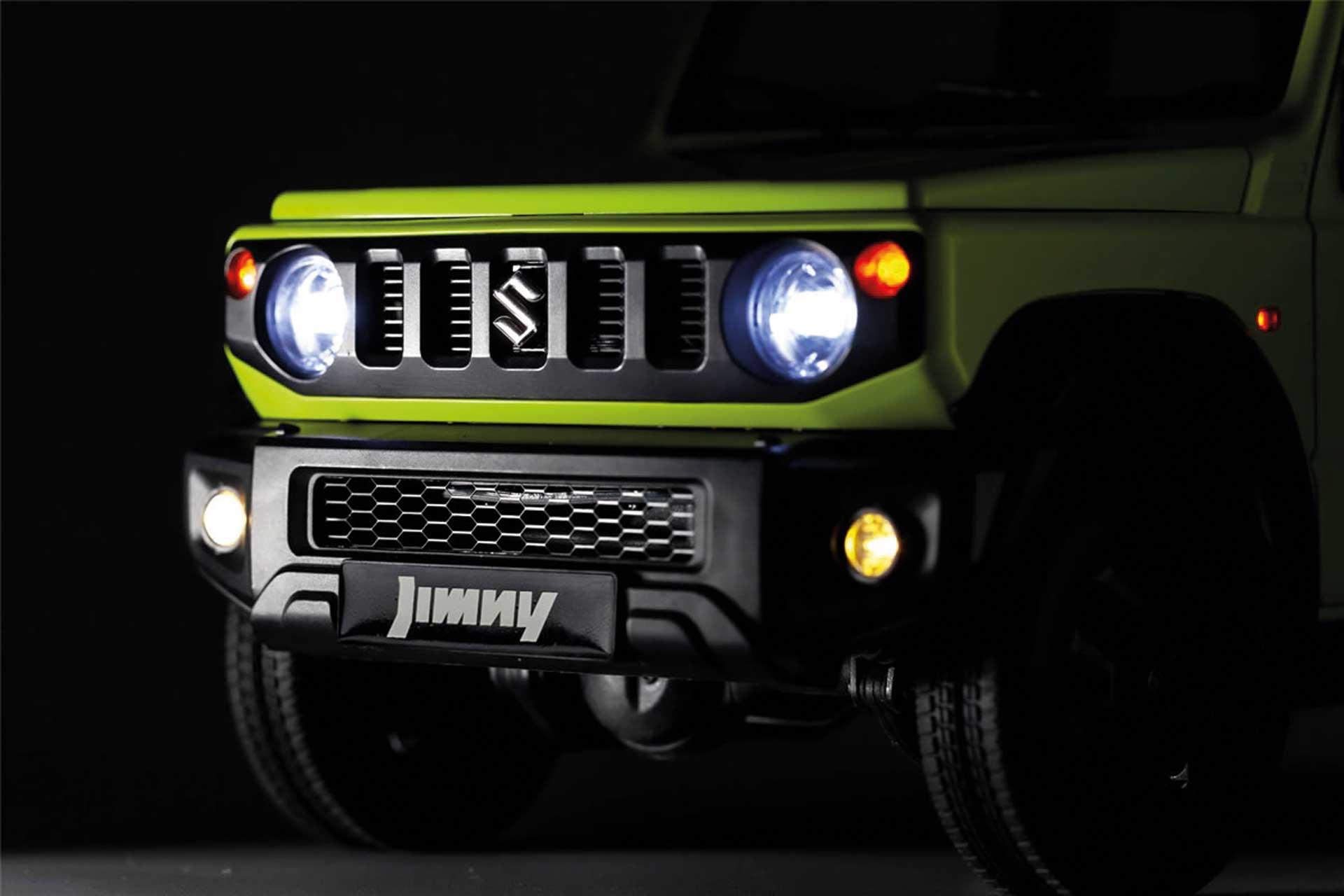 FMS Suzuki Jimny 1/12 Crawler 2,4Ghz RTR