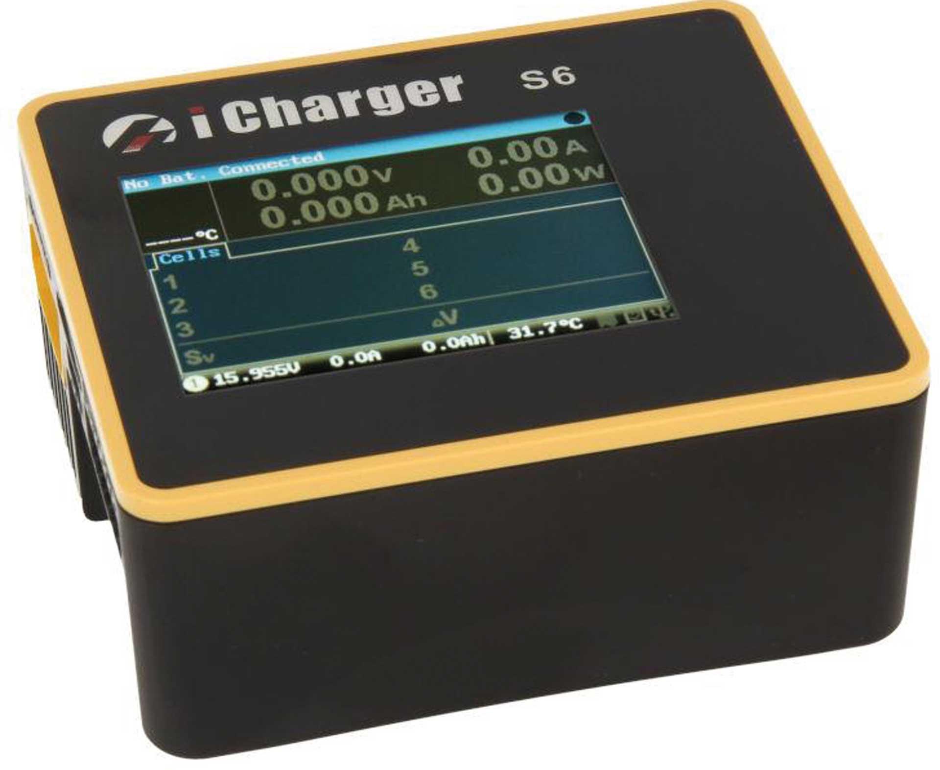 JUN-SI iCharger S6 Ladegerät 1100W - 6S