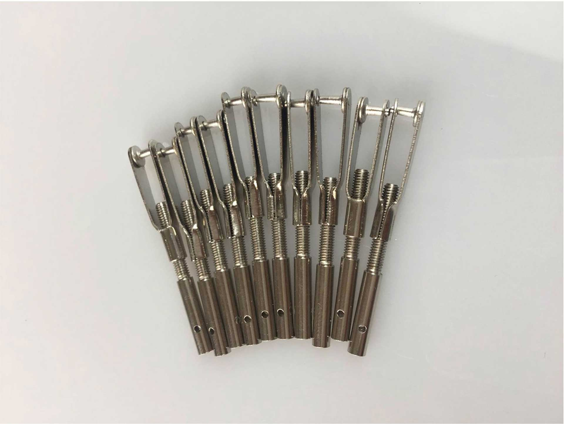 VALUEPLANES FORK HEAD AND SOLDER SLEEVE M3 10PCS.