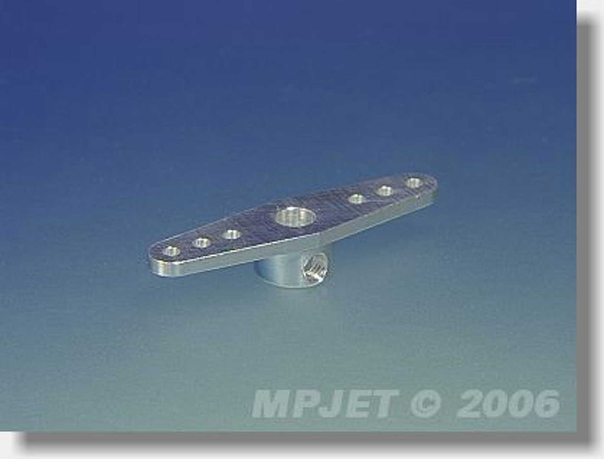 MP-JET ALUMINIUM ROCKER ARM DIA 4MM SHORT