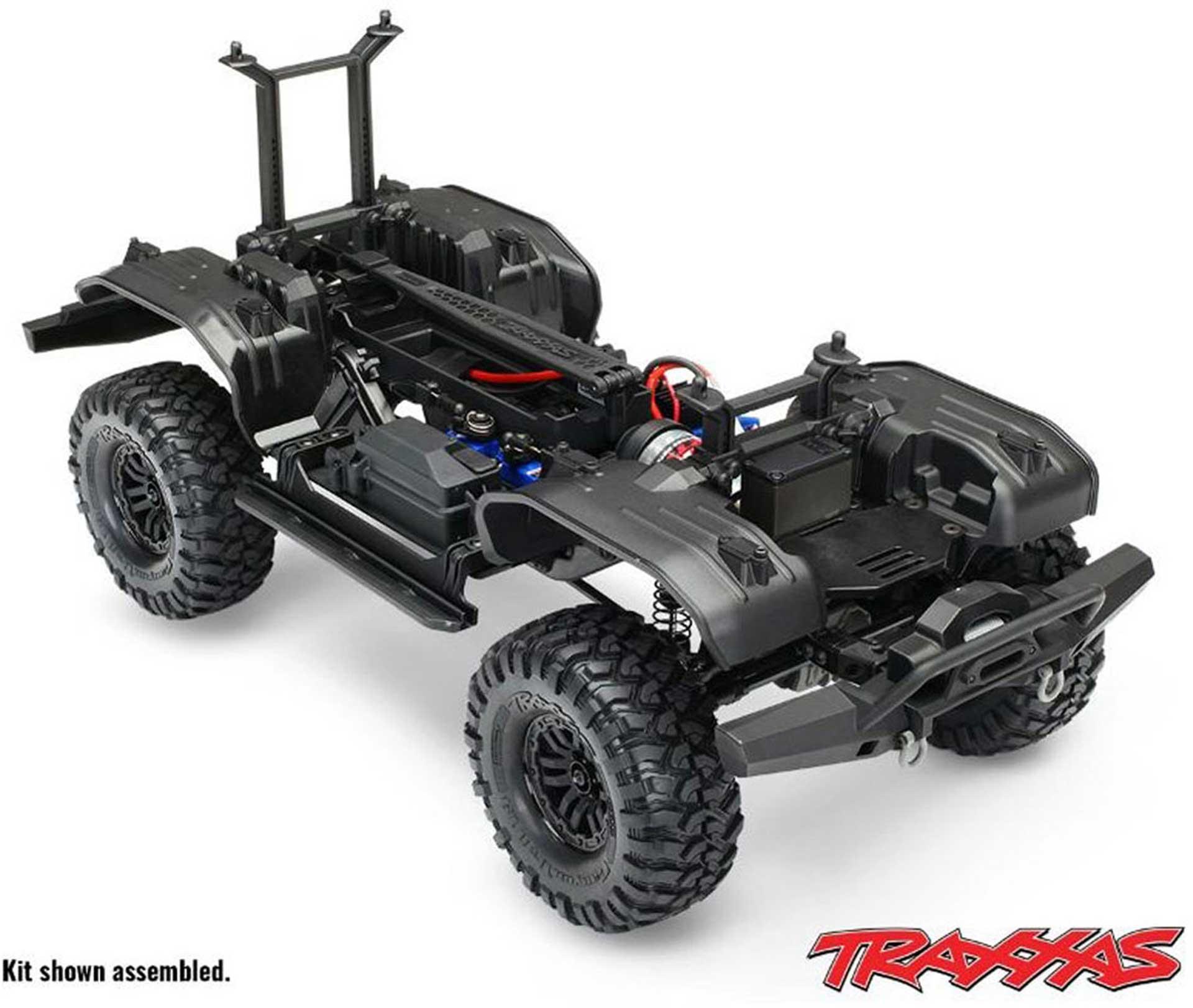 TRAXXAS TRX-4 KIT CRAWLER BAUSATZ
