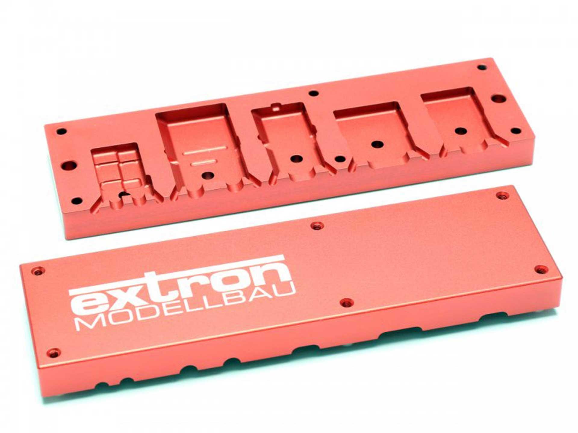 EXTRON Giessform / Steckerform 10-fach