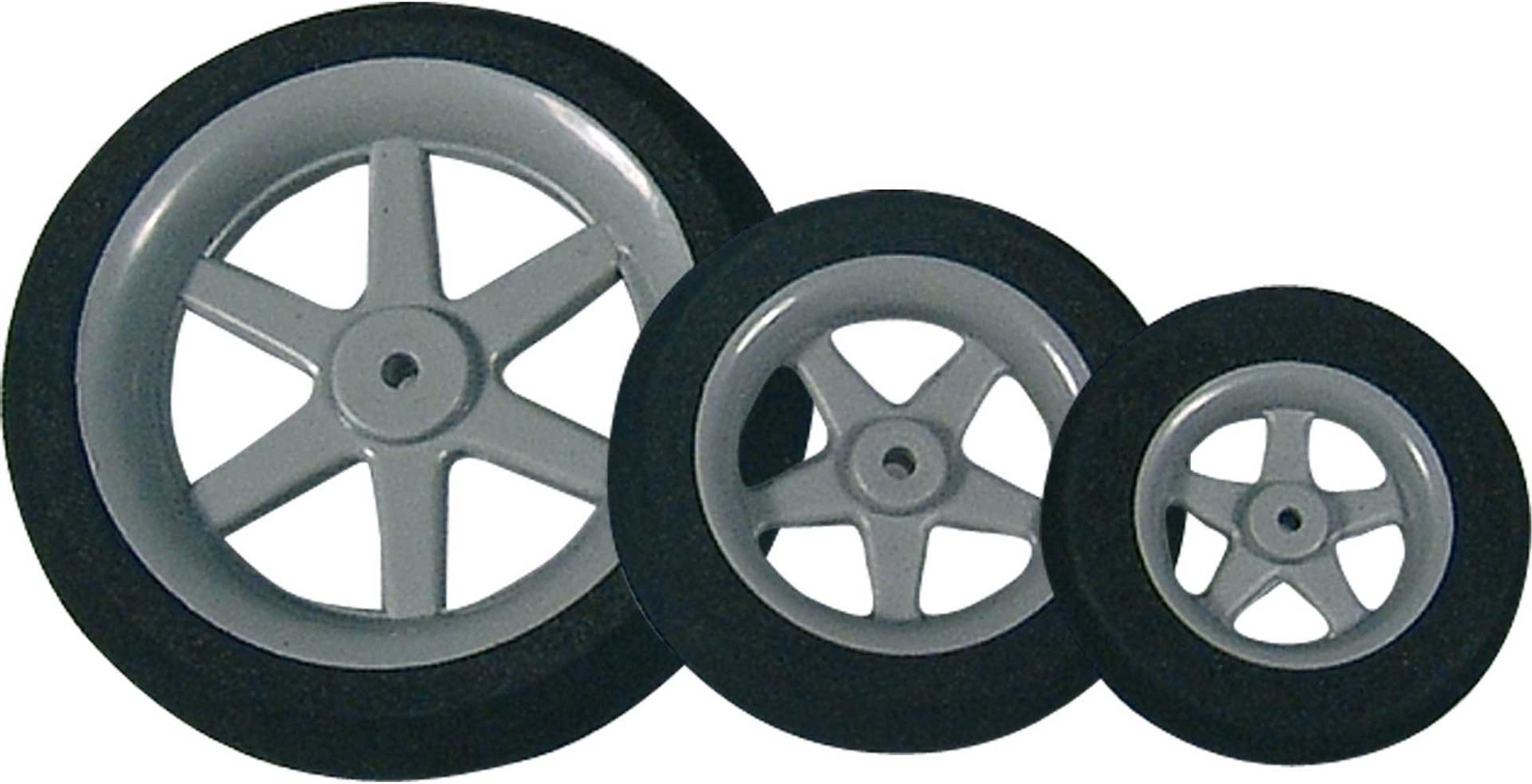 PLANET-HOBBY WHEELS STAR WHEEL 50MM 2 PCS.