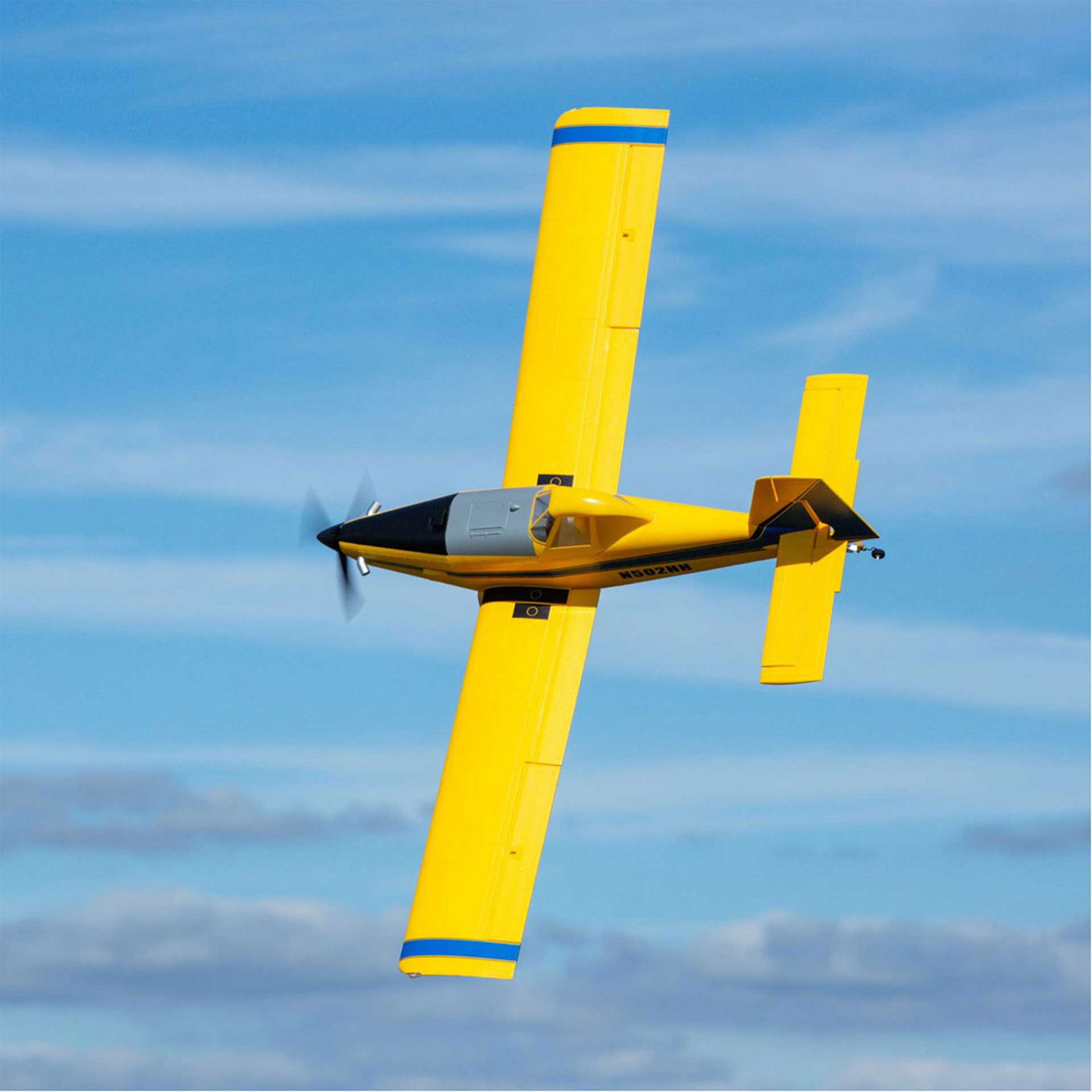 E-Flite AIR TRACTOR BNF BASIC W/AS3X & SAFE SELECT