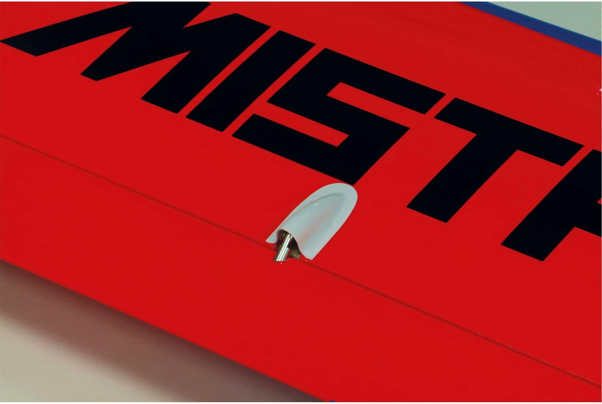 Robbe Modellsport MISTRAL 2.0 PNP STYRO/GRP/ABACHI WINGS