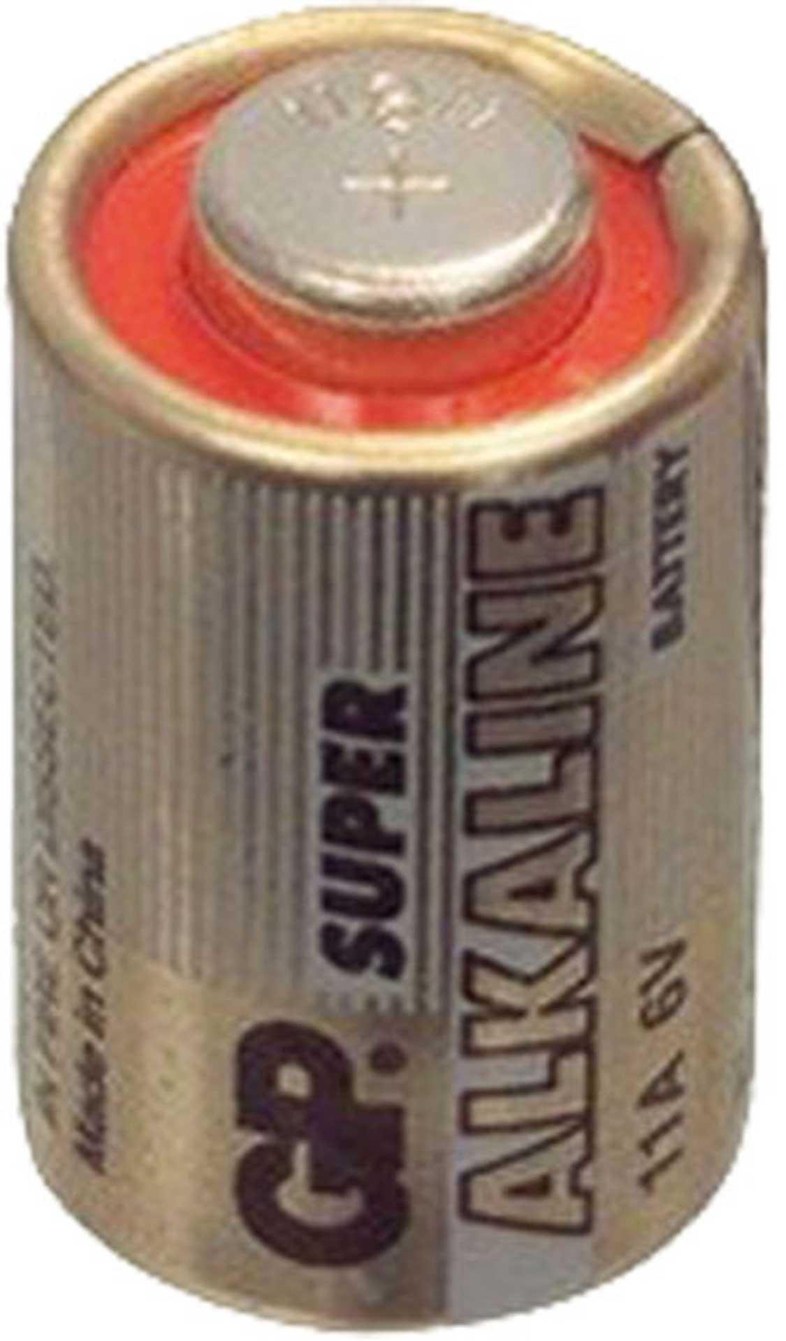 GP SUPER ALKALINE 11A/L1016/A21 6V