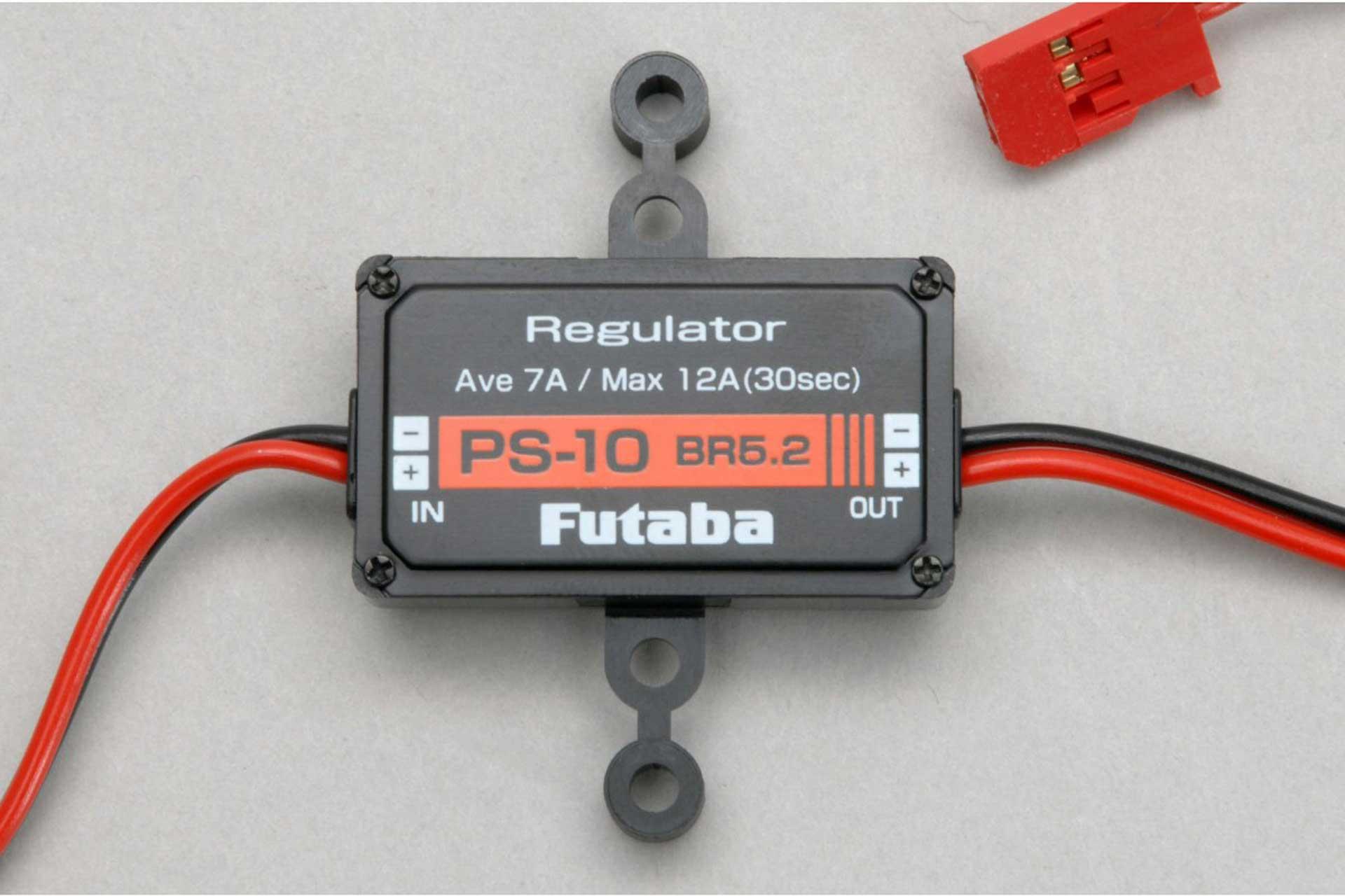 FUTABA Spannungsregler PS-10 5.2V 7A