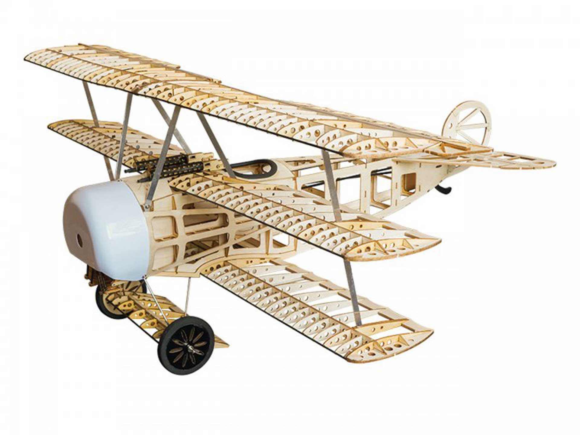 PICHLER FOKKER DR.1 770MM WOOD KIT