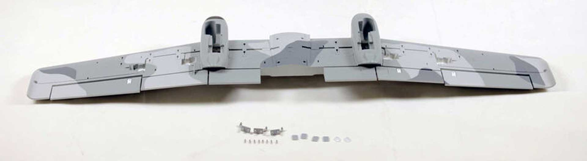 E-Flite Wing: A-10 Thunderbolt II 64mm EDF