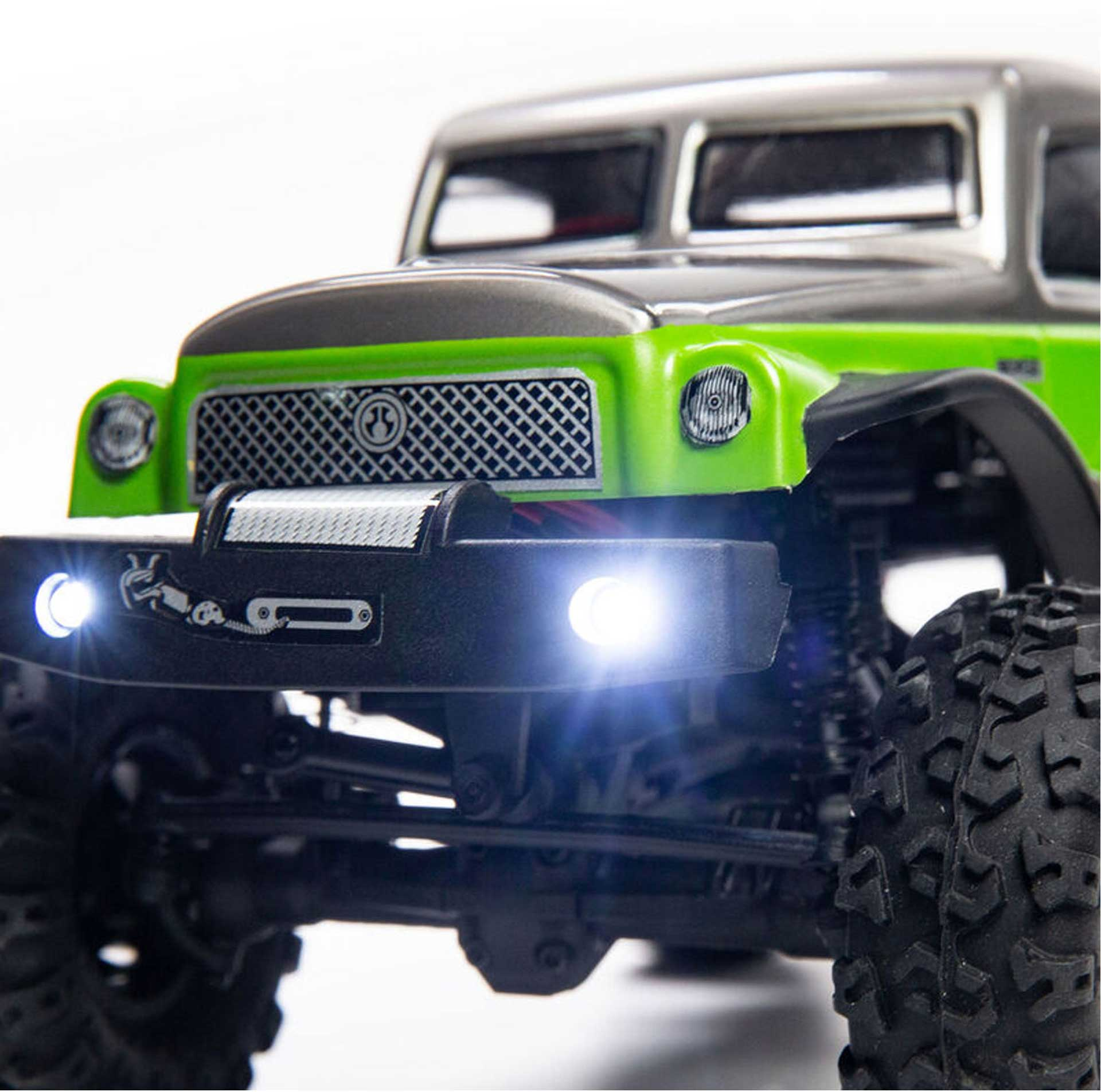 AXIAL SCX24 B-17 Betty Limited 1/24 4WD Grün RTR
