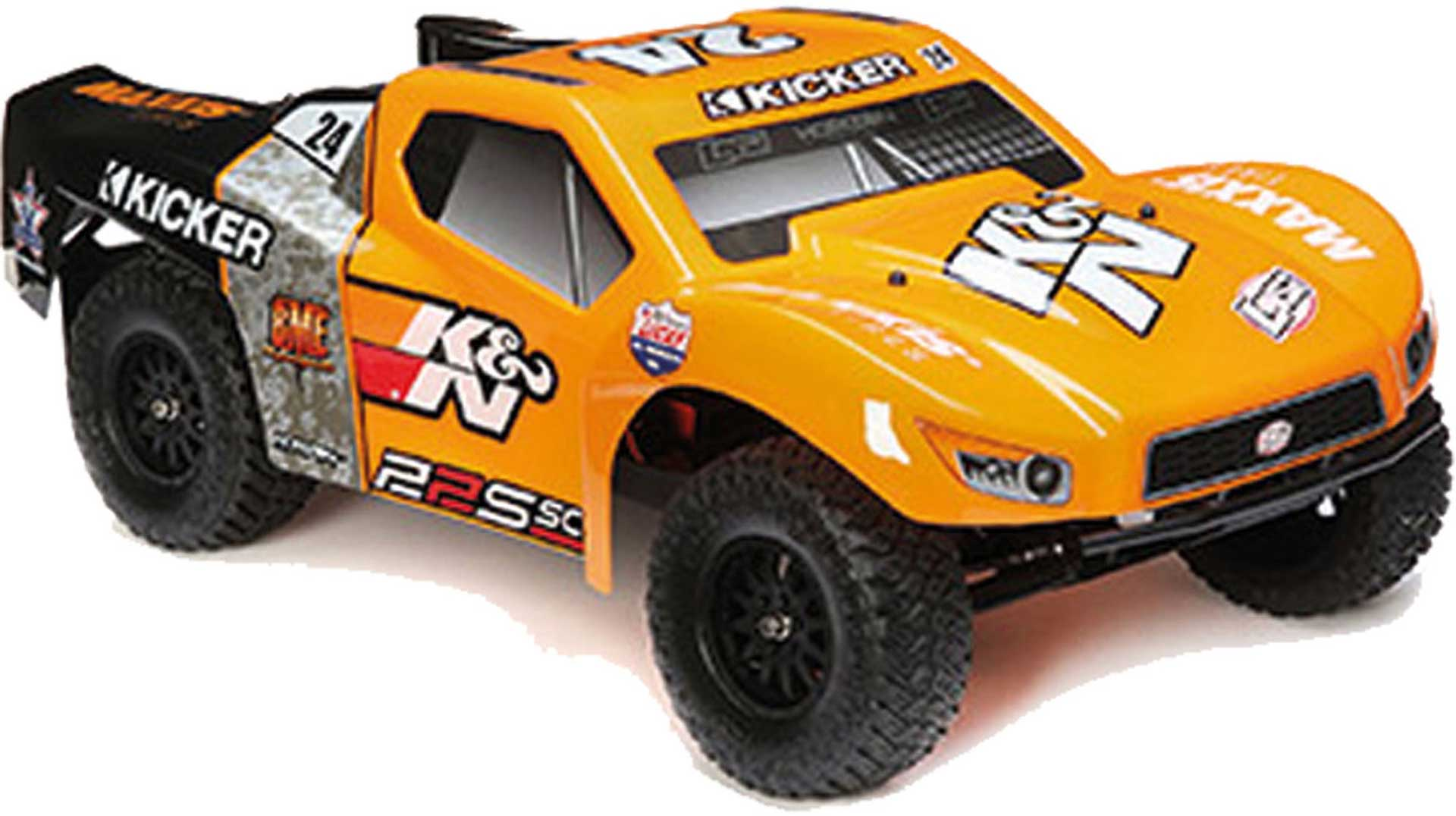 LOSI 22 SCT RTR 1/10 2WD AVC K&N