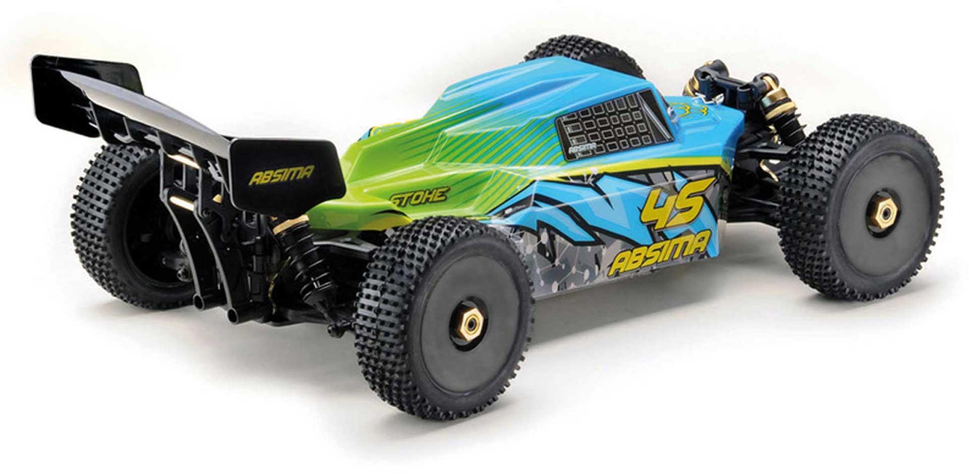 ABSIMA Stoke Gen2.1 4S 1/8 Buggy RTR