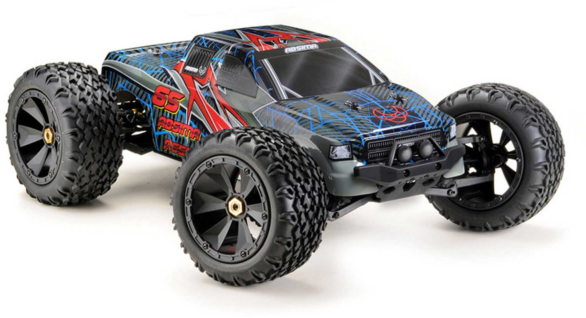 ABSIMA ASSASSIN GEN2.0 MONSTER TRUCK 6S RTR 1/8