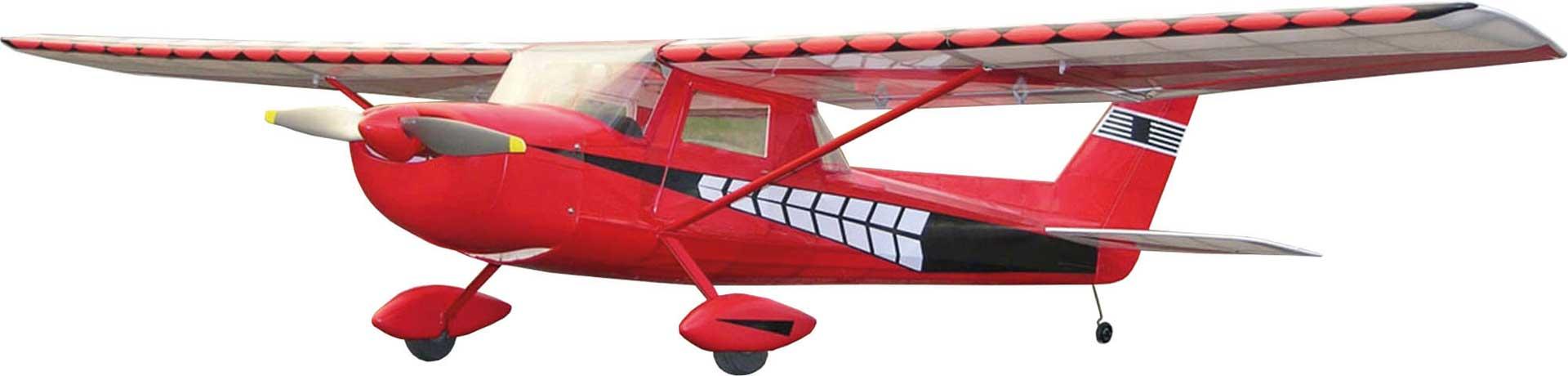 """DARE DESIGN Cessna 150 60"""" Holzbausatz"""