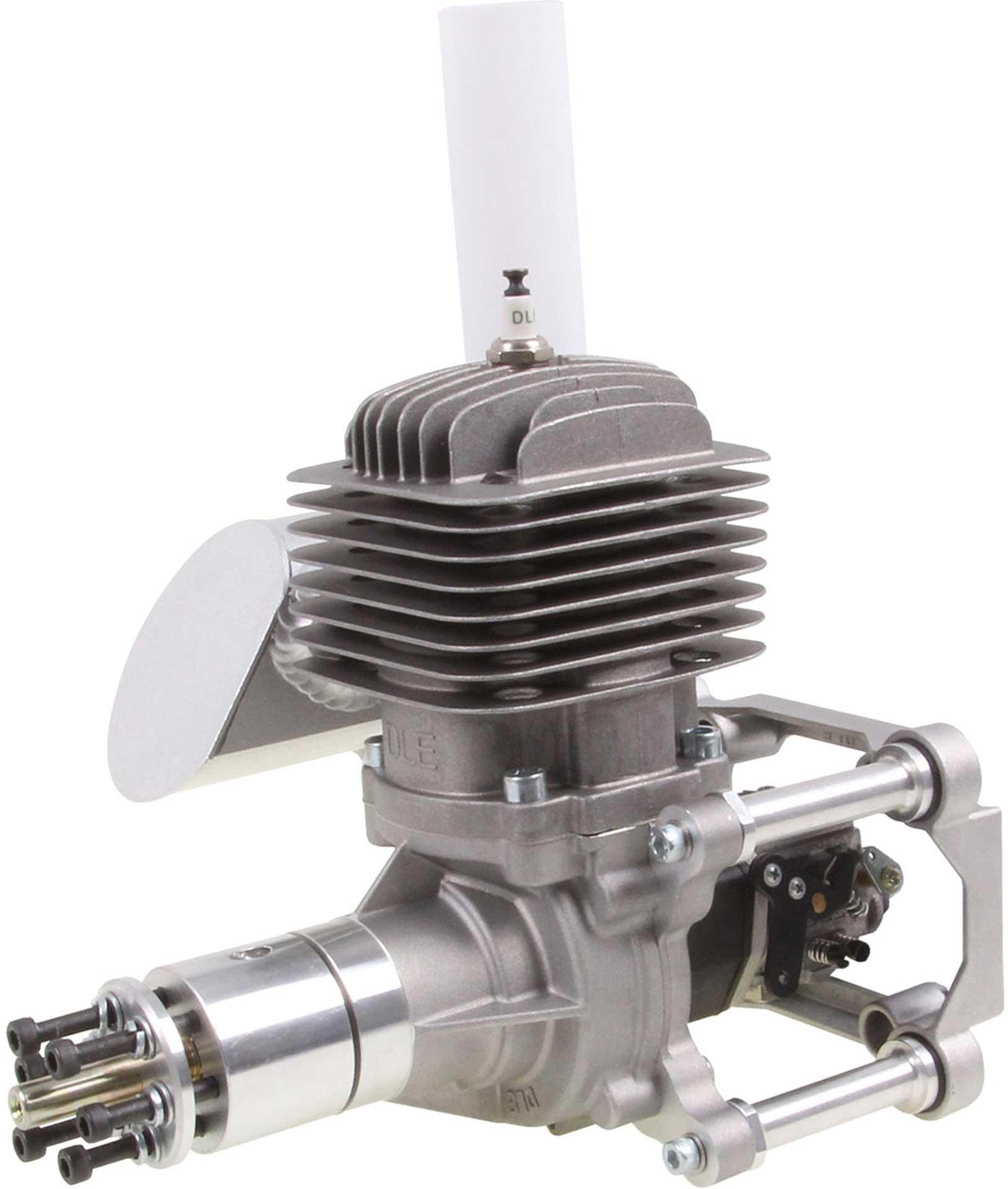 DLE Engines DL (DLE) 85 MOTEUR À ESSENCE AVEC ALLUMAGE ÉLECTRONIQUE