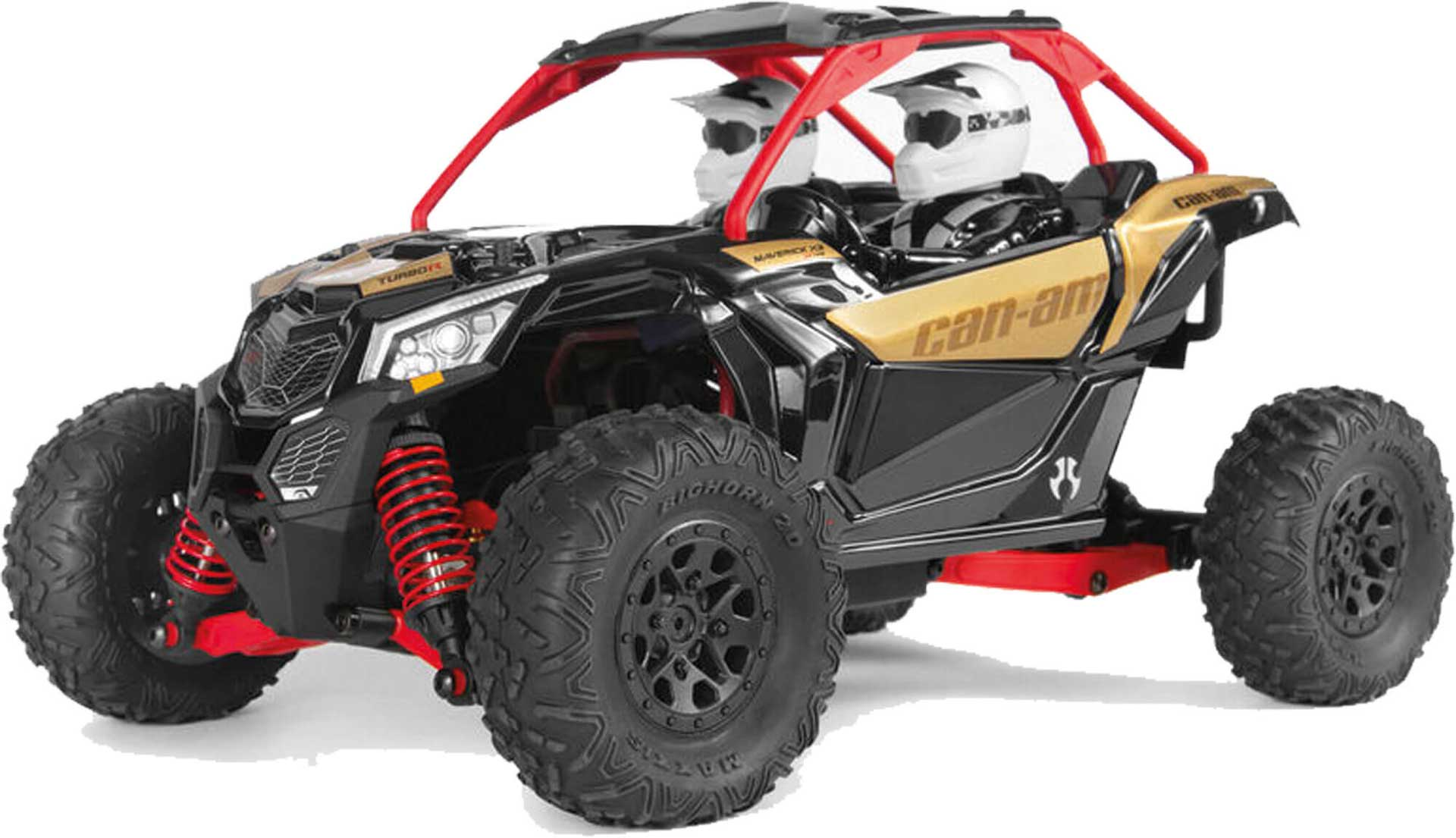 AXIAL Yeti Jr. Can-Am Maverick 1/18 4WD Brushed RTR