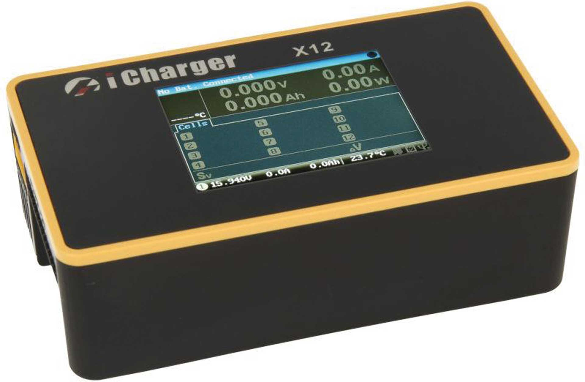 JUN-SI iCharger X12 Charger 1100W - 12S