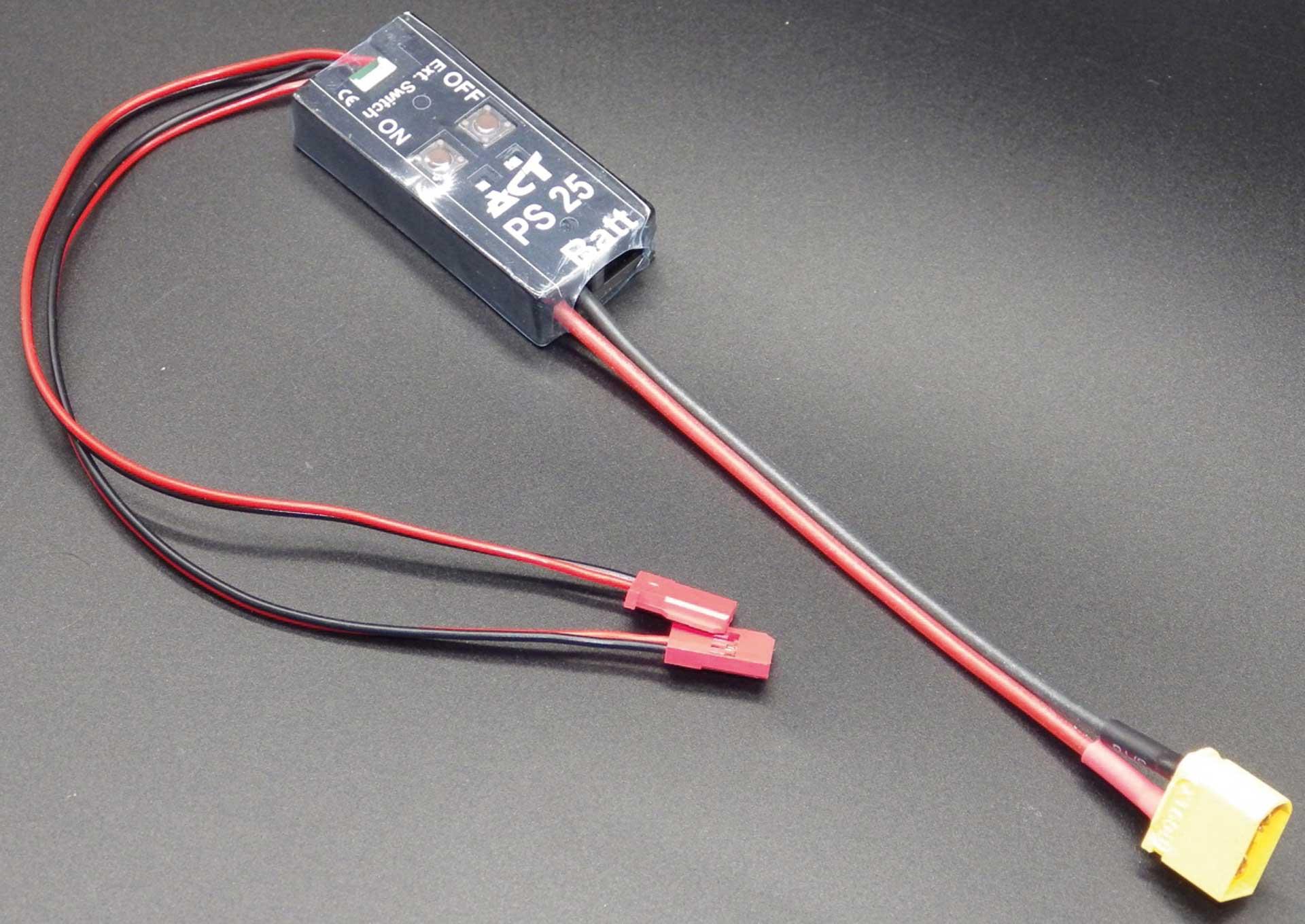 ACT PS-25 V2 Elektronischer Sicherheits- schalter (XT)