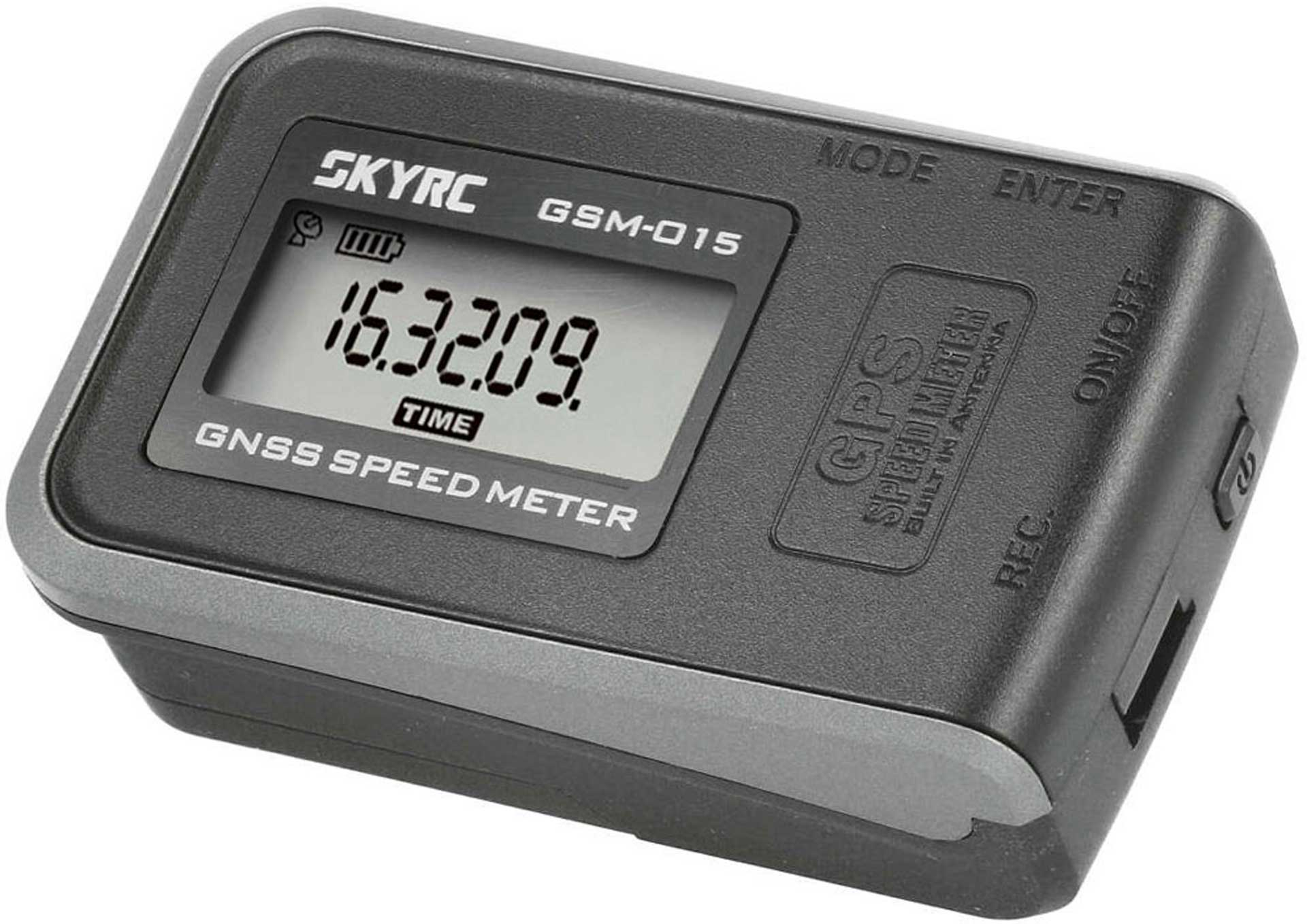 SKYRC GPS SPEED MEASURING DEVICE GSM-015 GNSS SPEED METER