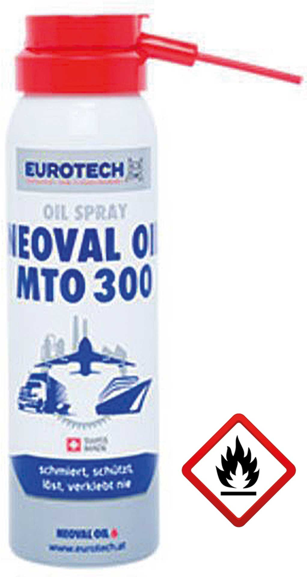 EUROTECH NEOVAL OIL MTO 300 100ML