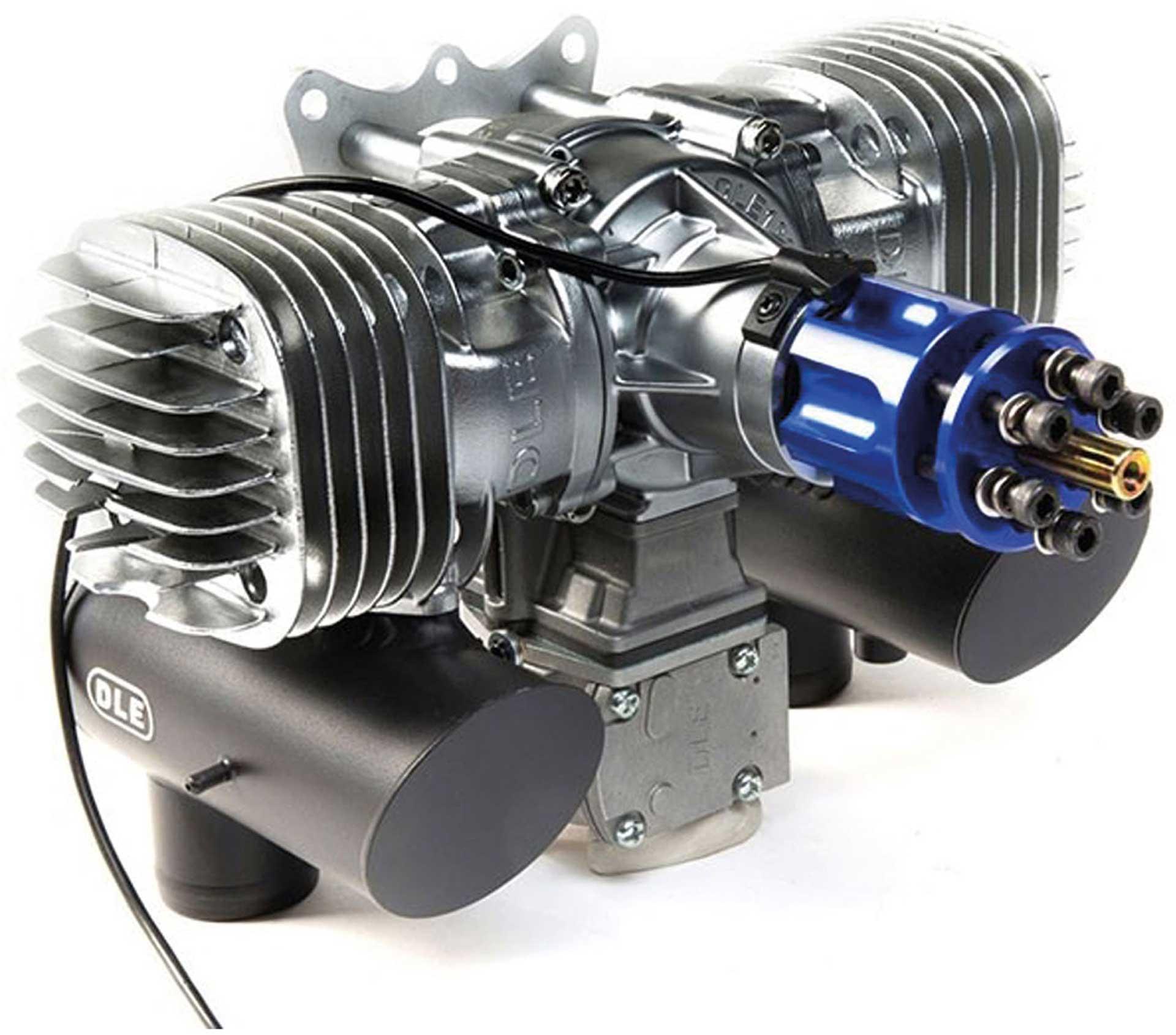 DLE Engines DLE 130 2-ZYLINDER BENZIN MOTOR