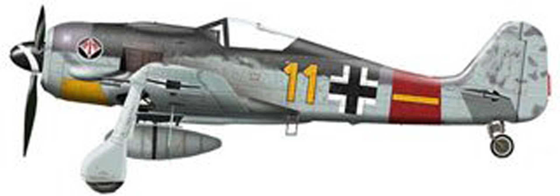 VQ Models Focke Wulf FW190A 1610mm