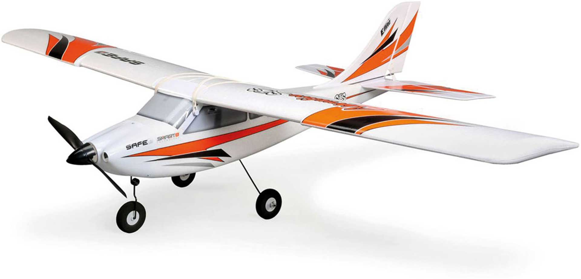 E-Flite APPRENTICE STS 1,5M RTF WITH SAFE AND DXE TRAINER