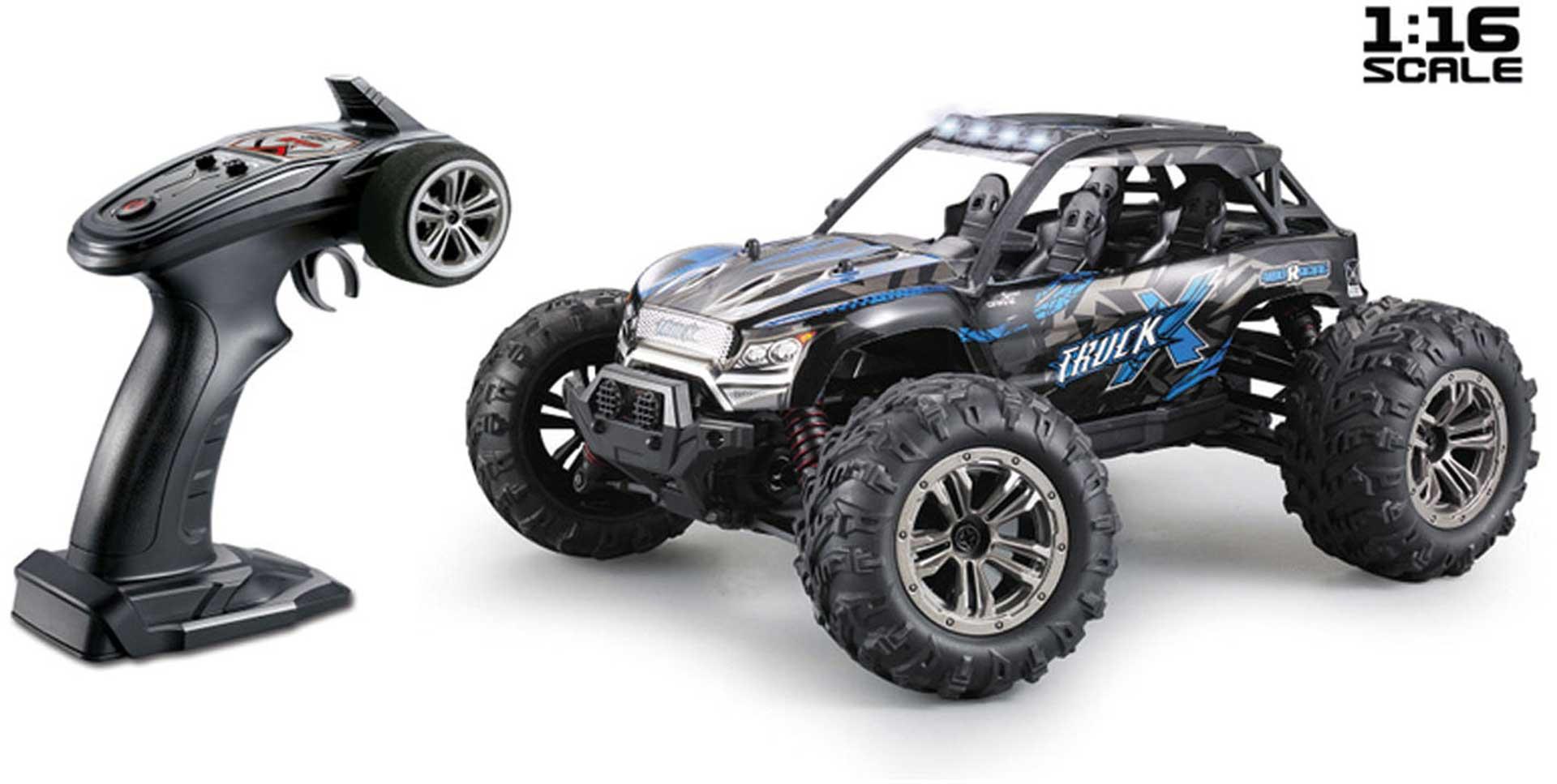 ABSIMA HIGH SPEED SAND BUGGY X TRUCK 4WD RTR 1/16 SCHWARZ/BLAU