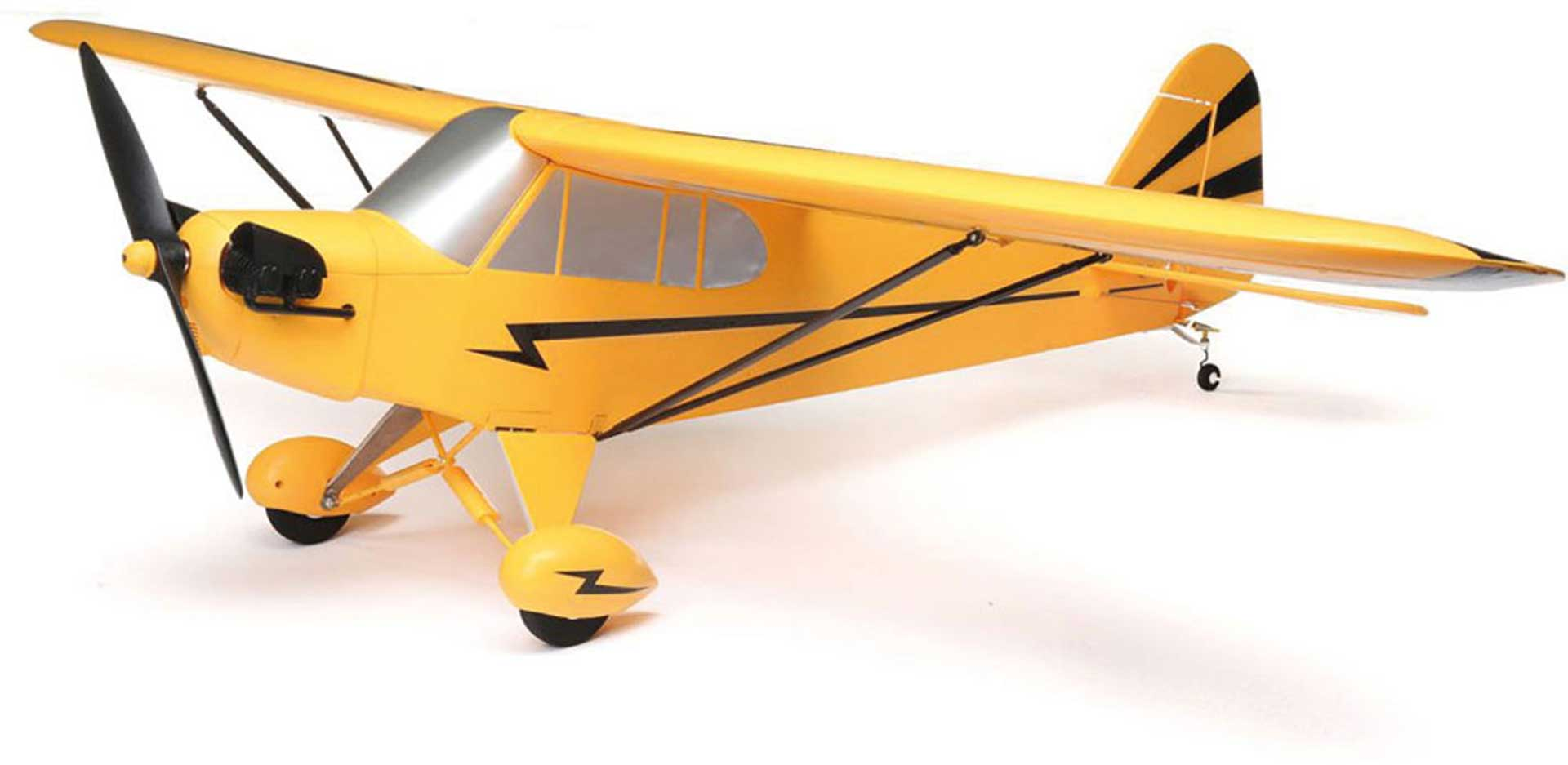 E-Flite Clipped Wing Cub 1.2m BNF Basic