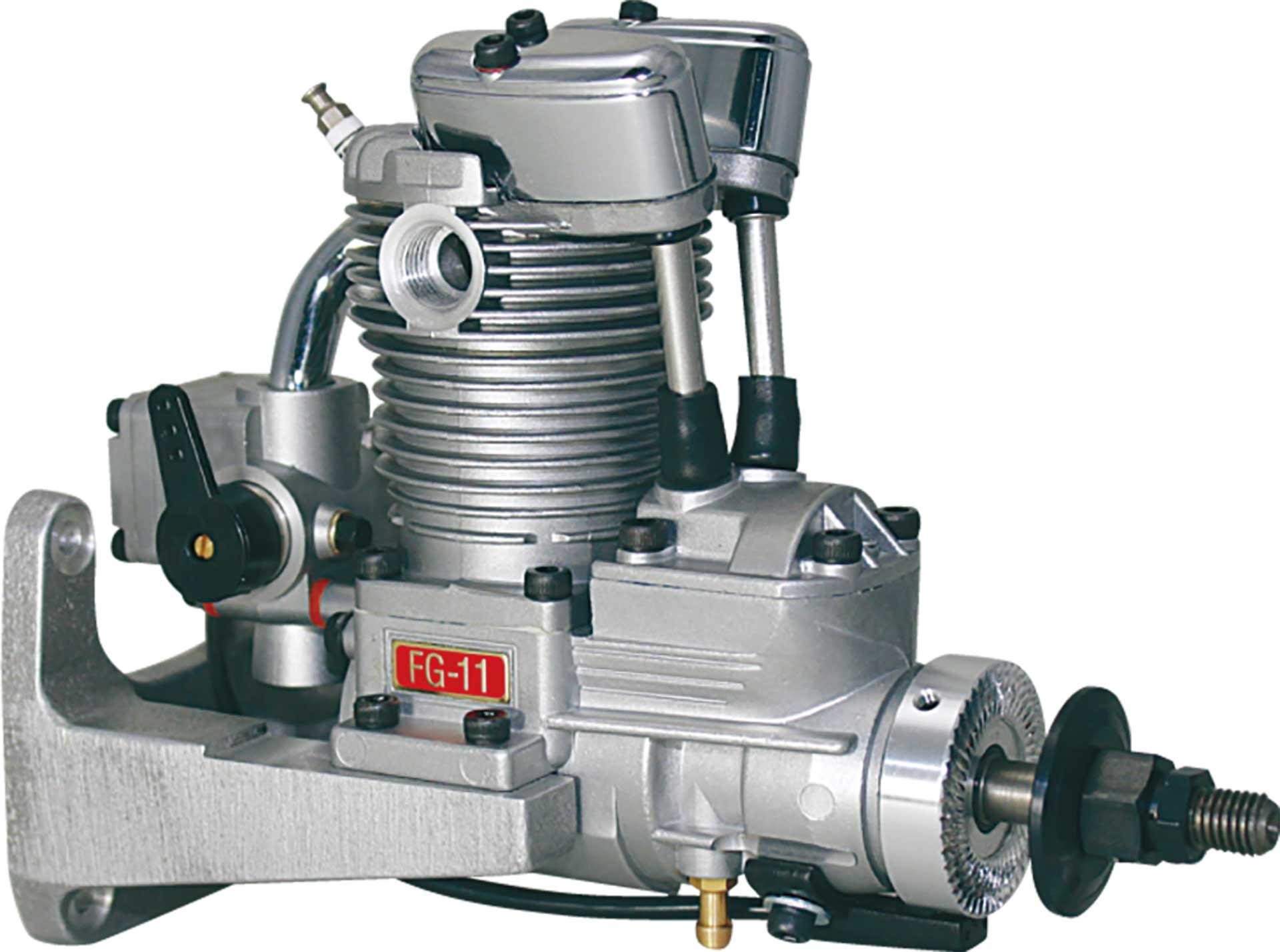 SAITO FG-11 BENZIN MOTOR