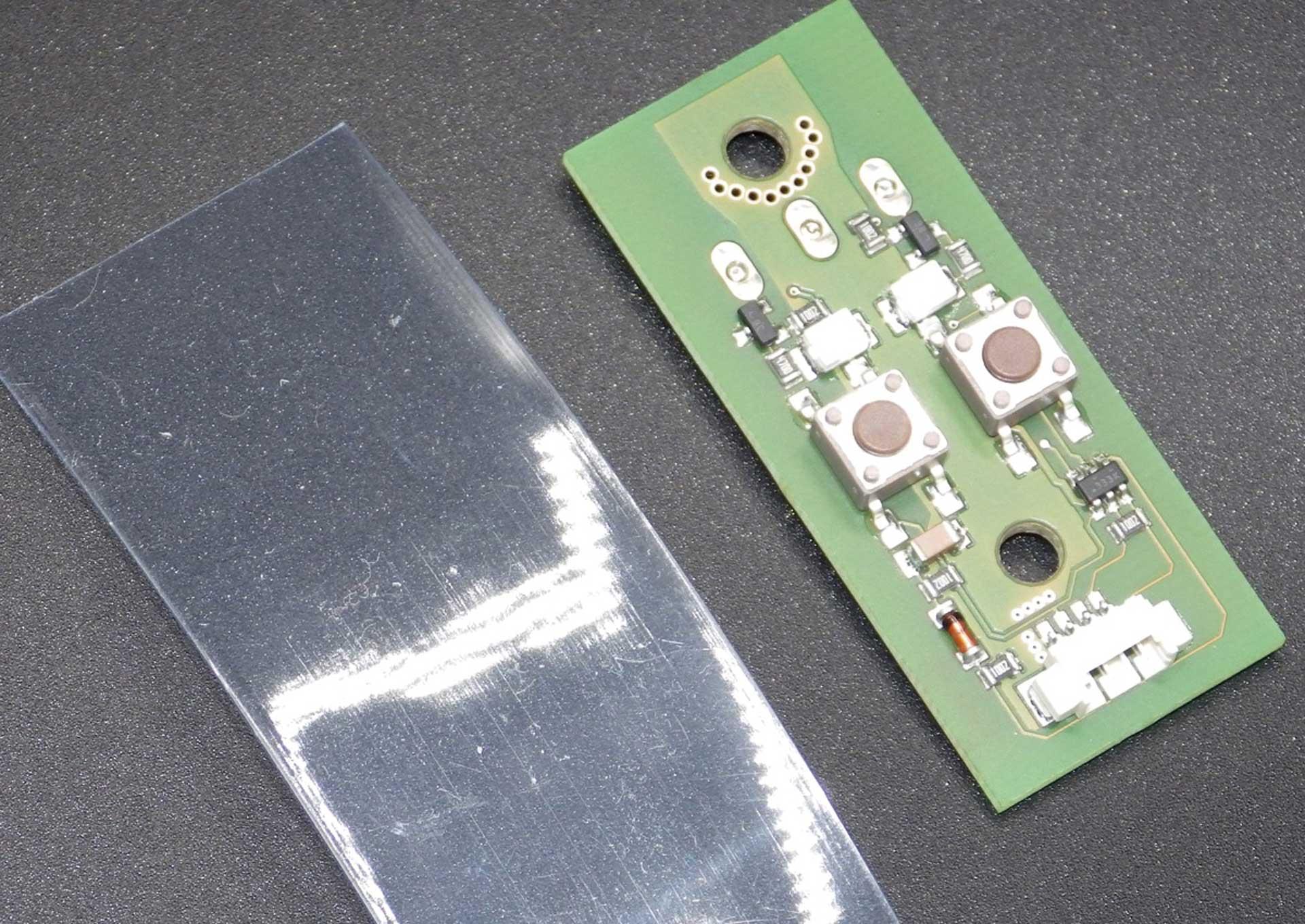 ACT PS-25 V2 Elektronischer Sicherheitsschalter - Platine