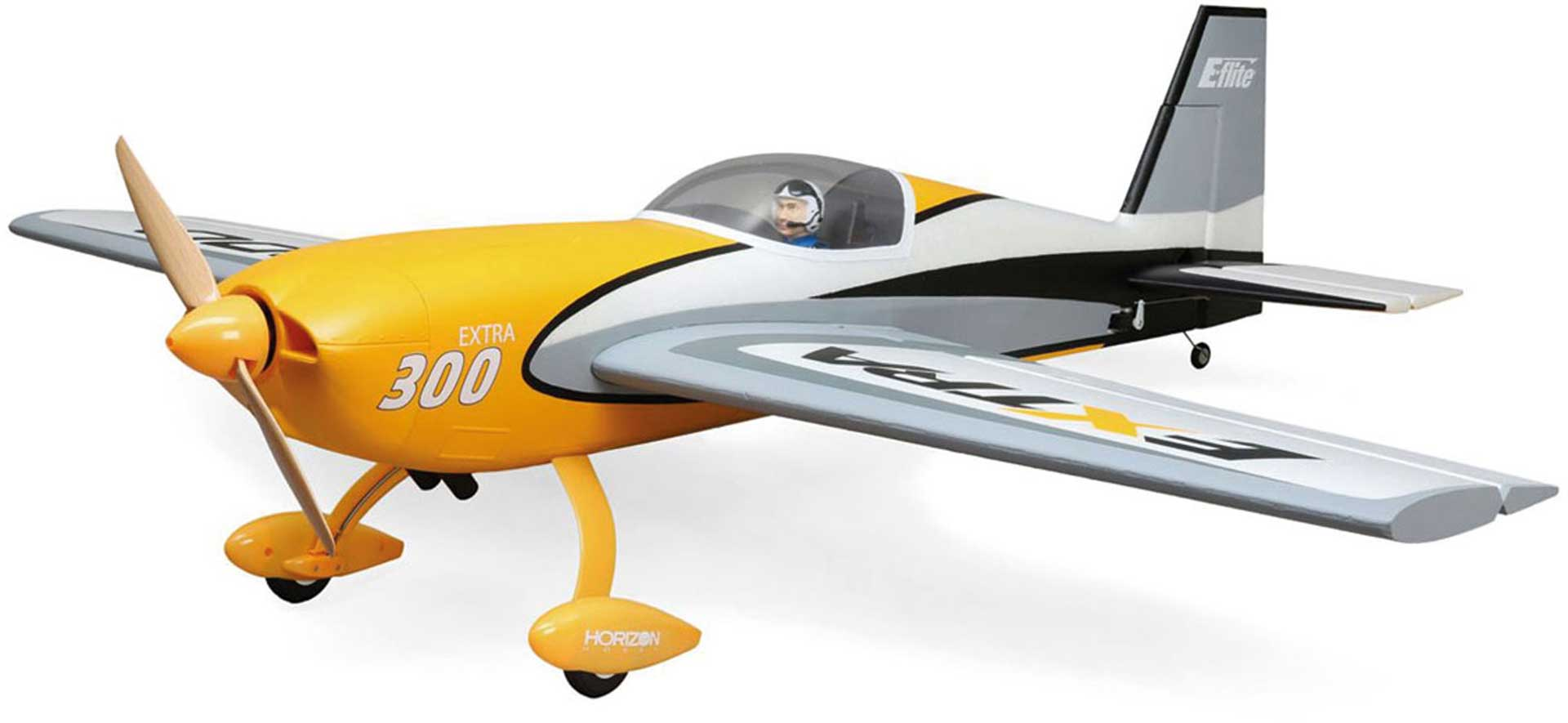 E-Flite EXTRA 300 3D 1.3M BNF BASIC WITH AS3X & SAFE SELECT