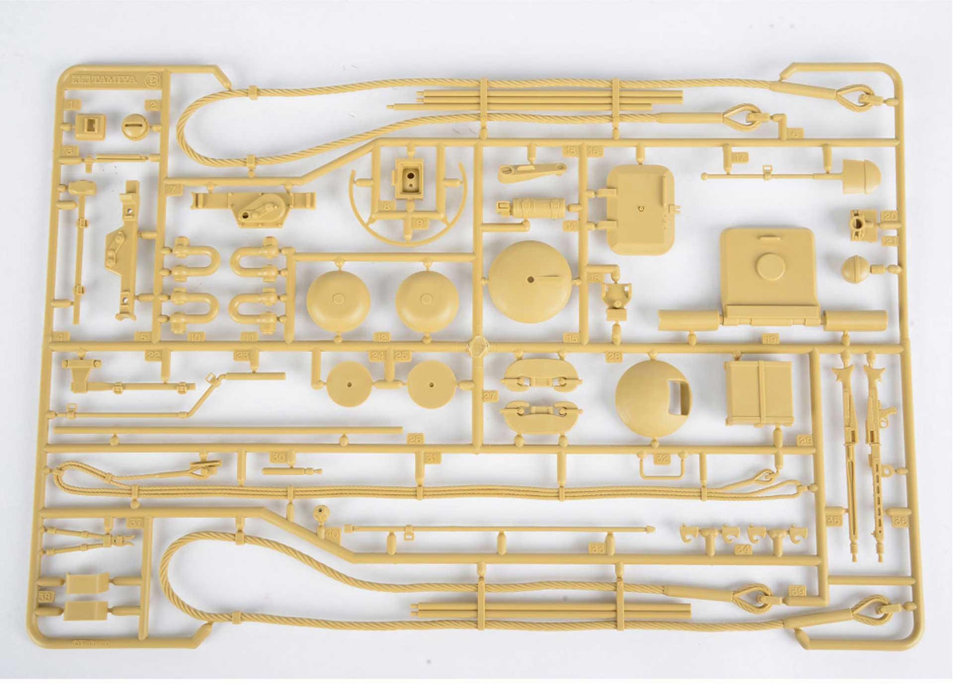 TAMIYA B-Teile 56004