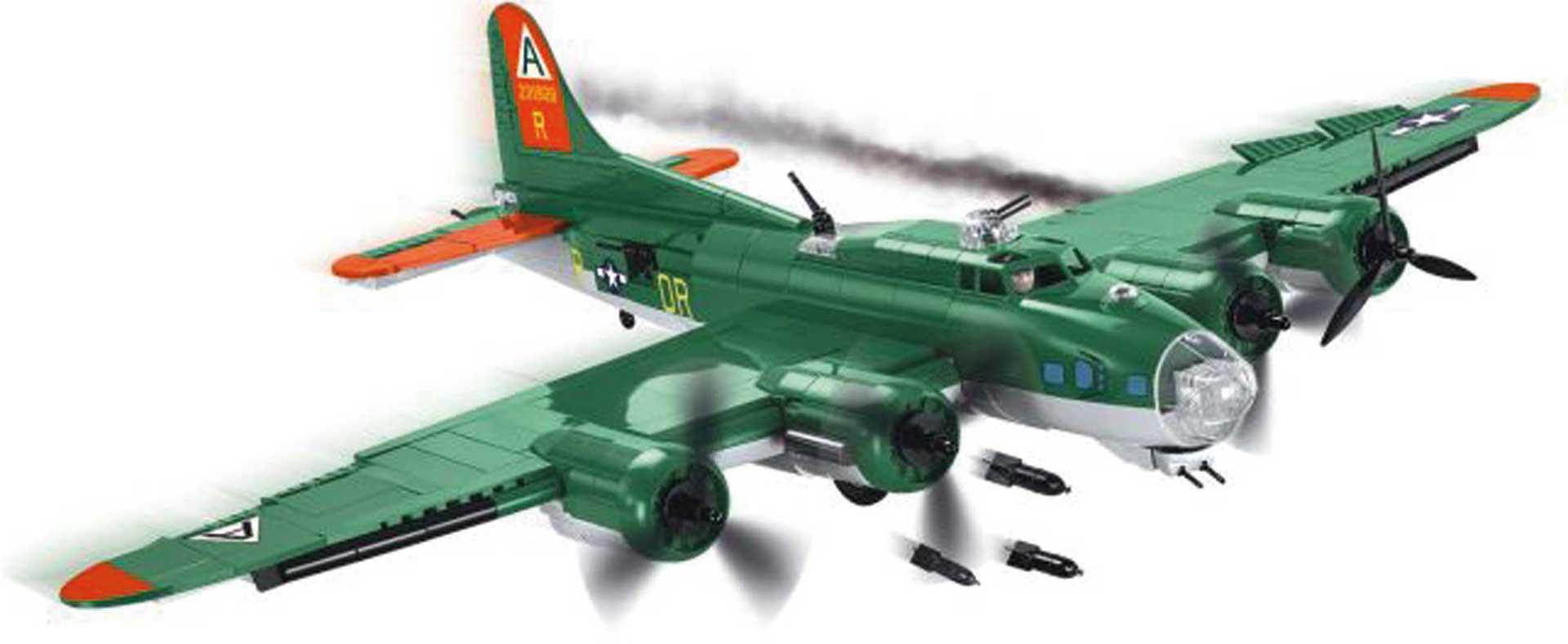 COBI Boeing B-17G Flying Fortress (920 Teile) Klemmbausteine