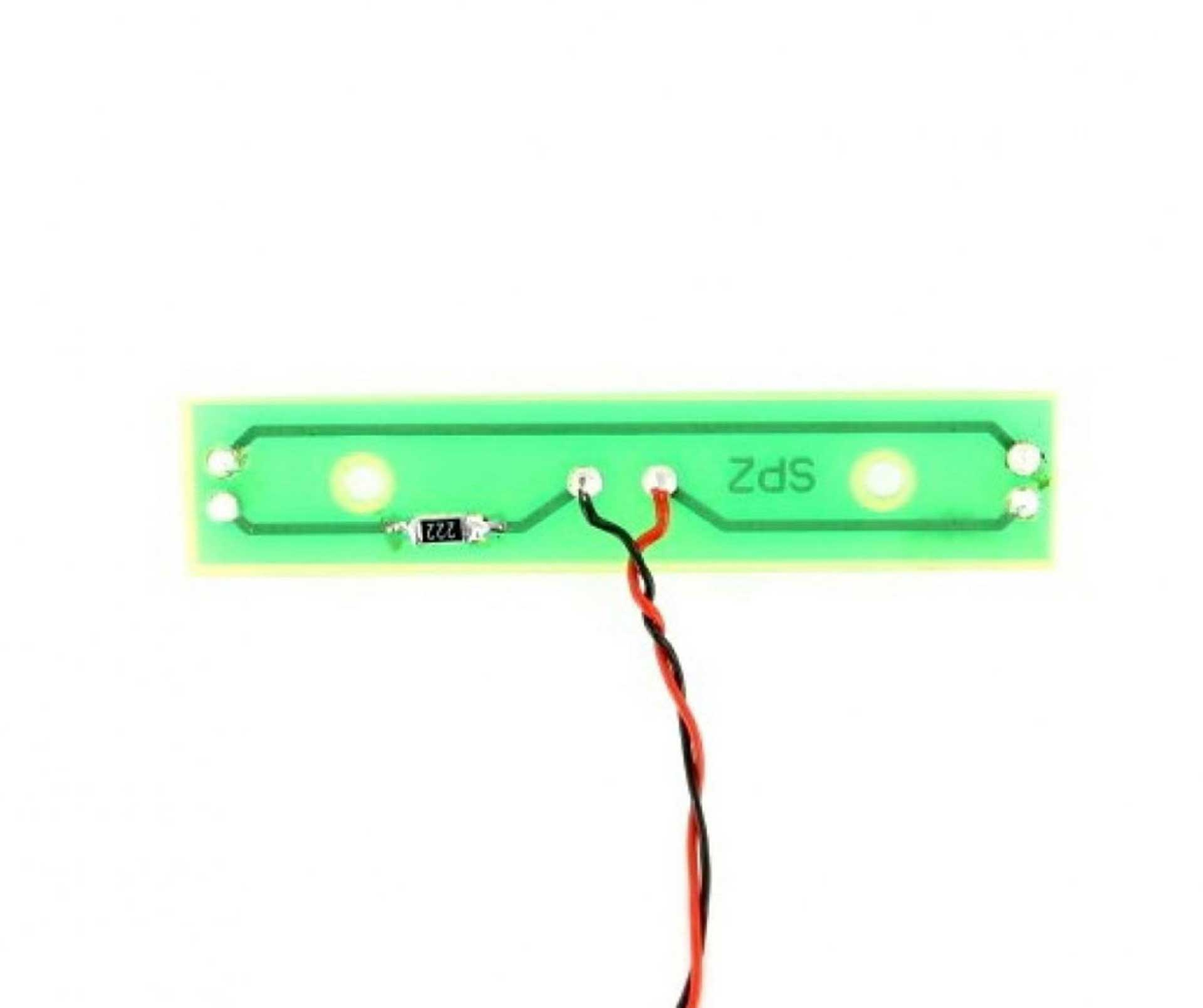 CARSON NUMBER PLATE ILLUMINATION 1/14 7,2-14V